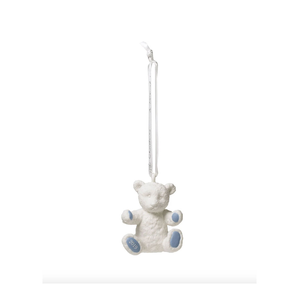 Wedgewood Baby's First Christmas Ornament
