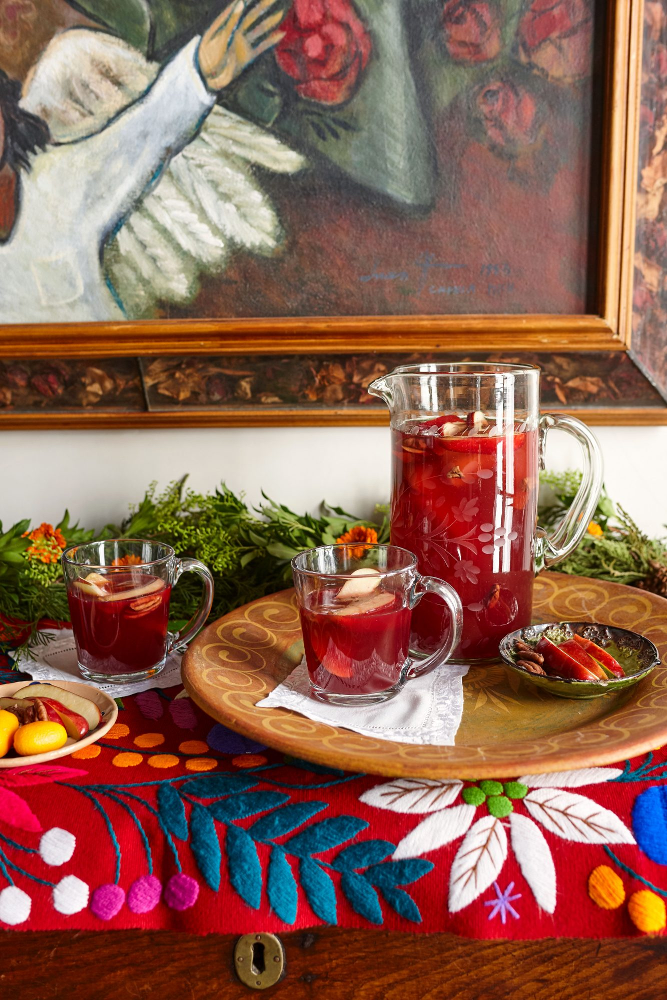Cristina Lynch Holiday Party Punch