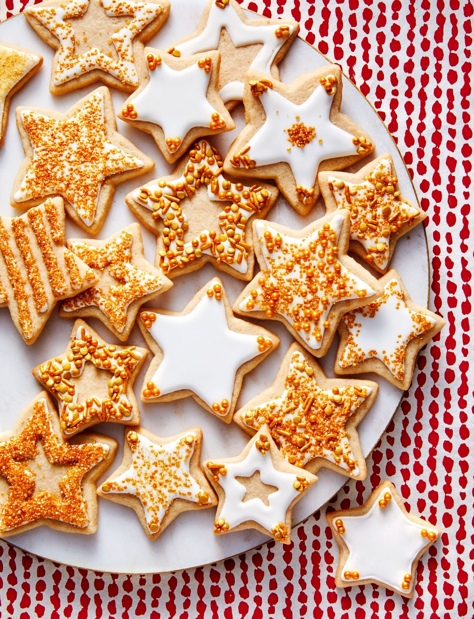 25 Classic Christmas Cookies Full Of Vintage Charm