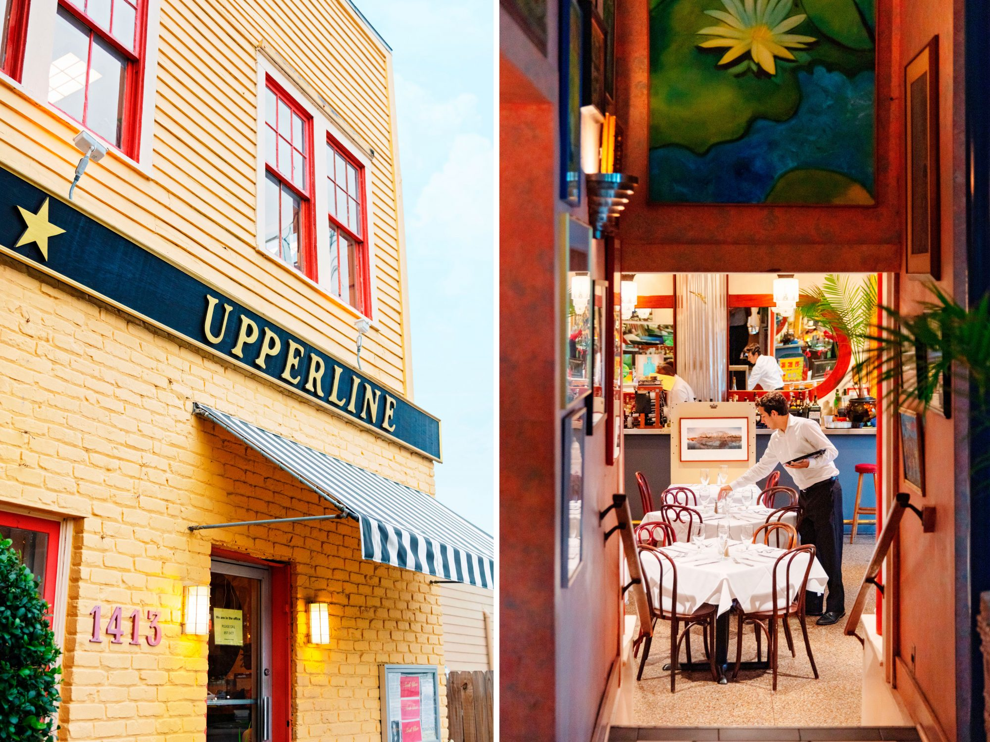 Upperline Restaurant Exterior