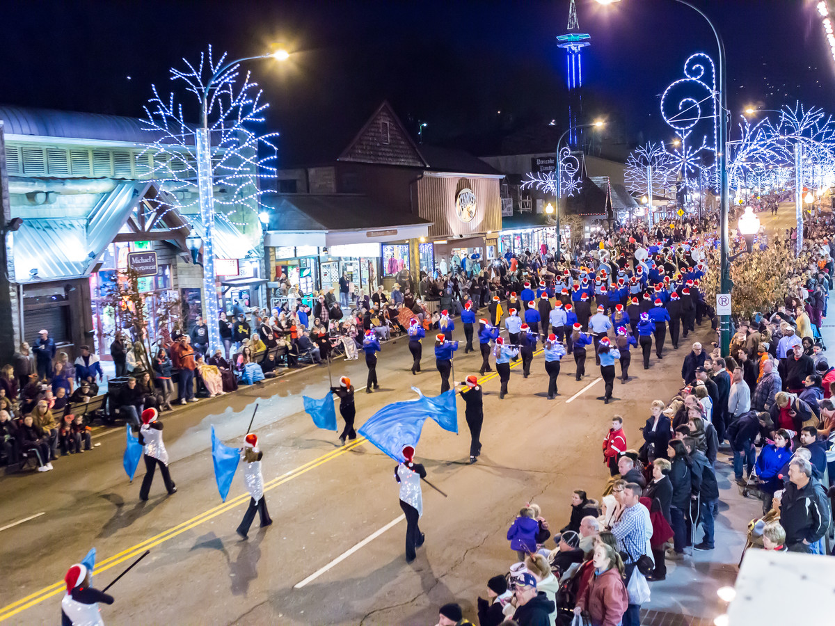 Gatlinburg Winterfest 2