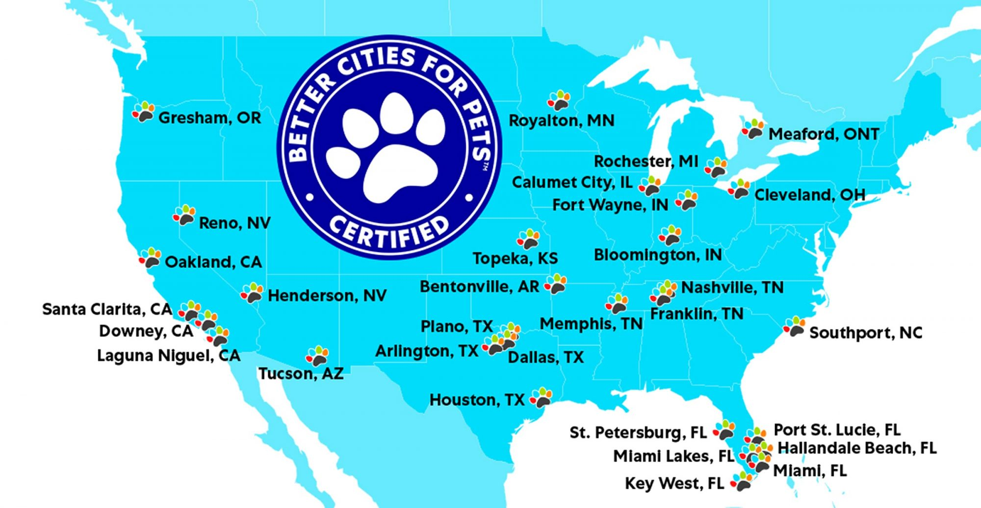 Better cities for pets nashville