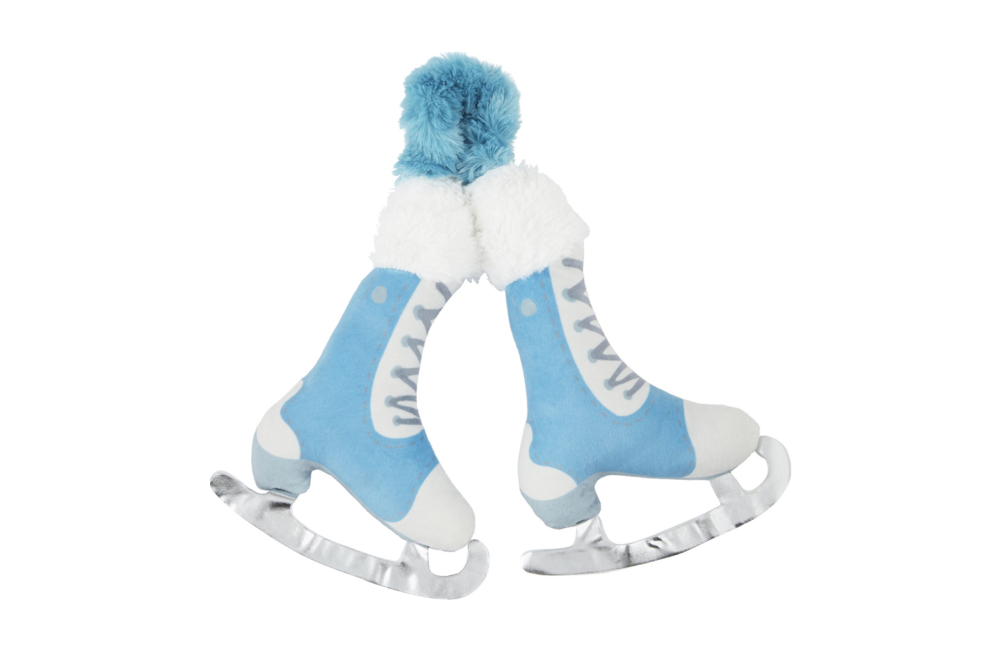Ice Skating Dog Toy