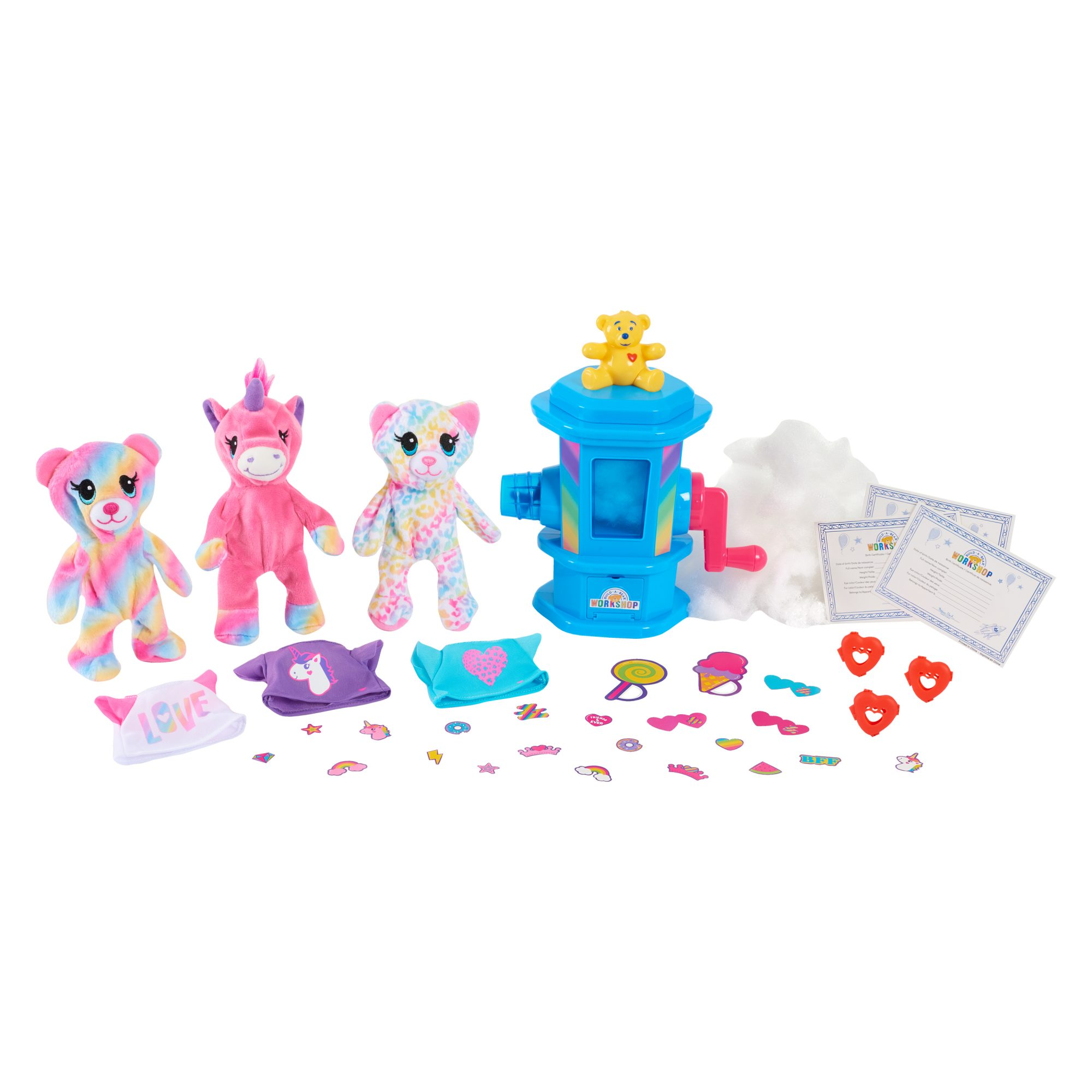 Build-A-Bear Workshop Stuffing Station