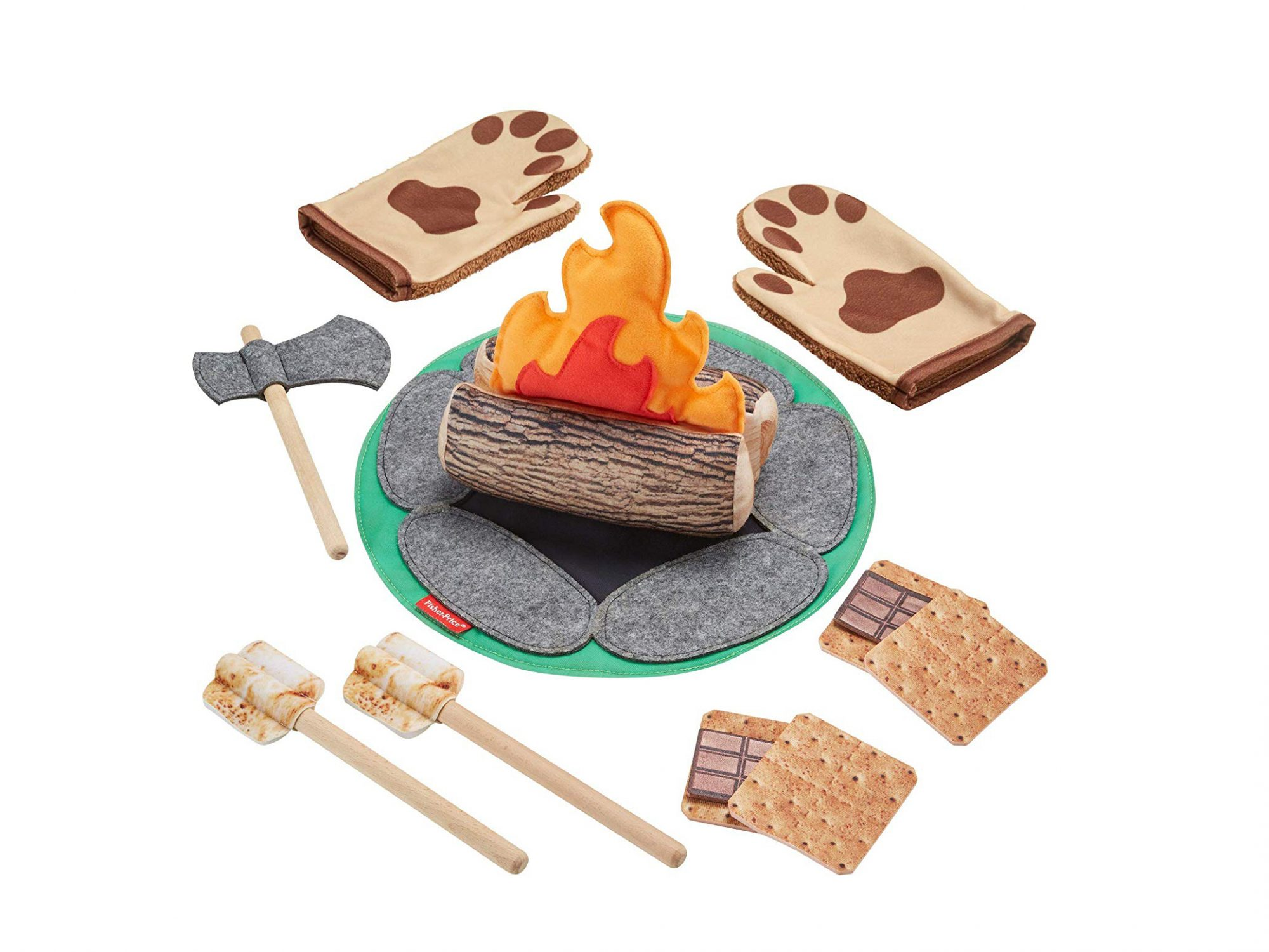 Fisher-Price S'More Fun Campfire
