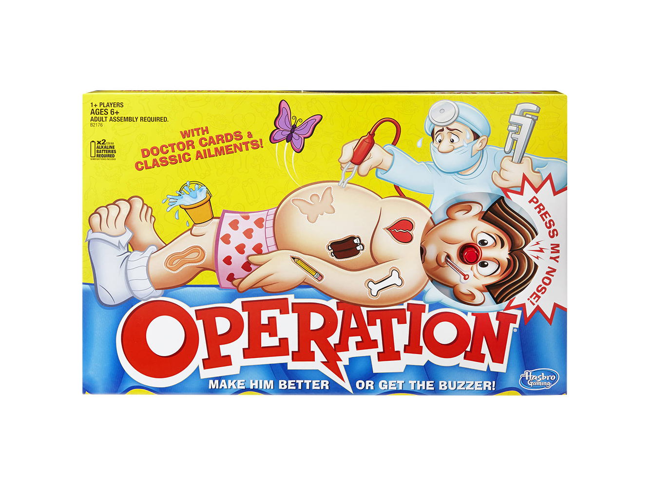 Classic Family Favorite Operation Game