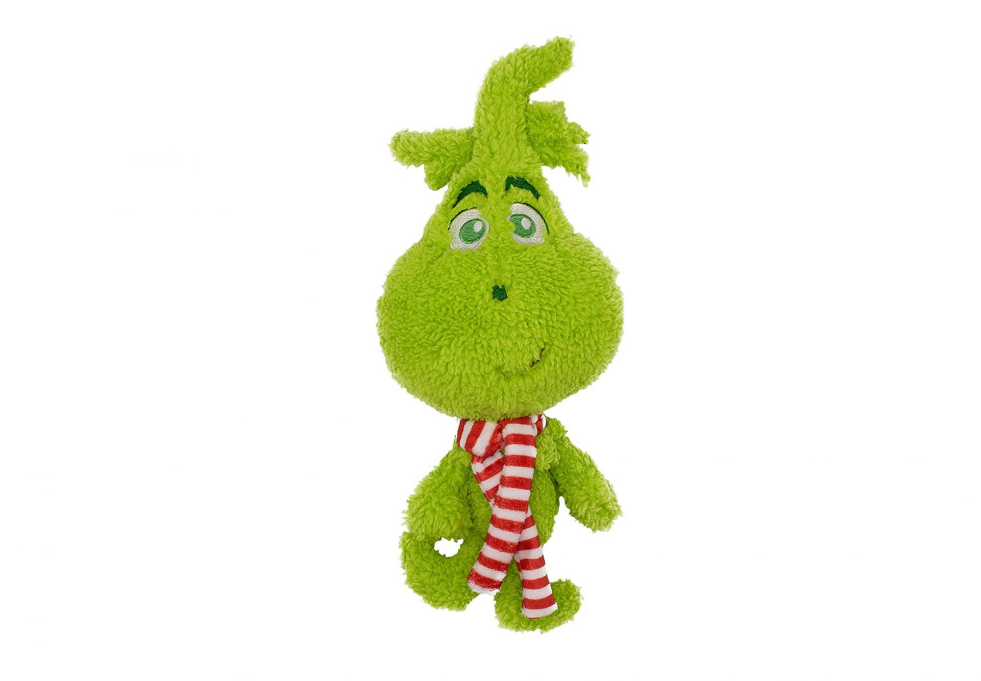 Grinch Dog Toy