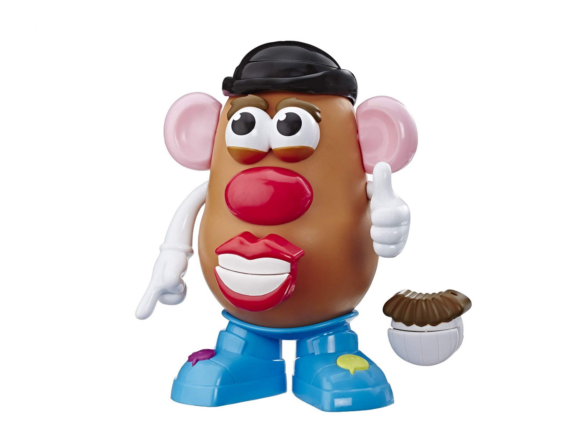 Potato Head Playskool Mr Movin' Lips Electronic Interactive Talking Toy