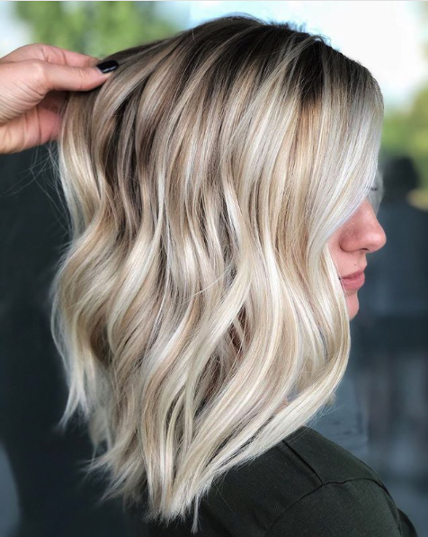 Rooty Blonde Blend