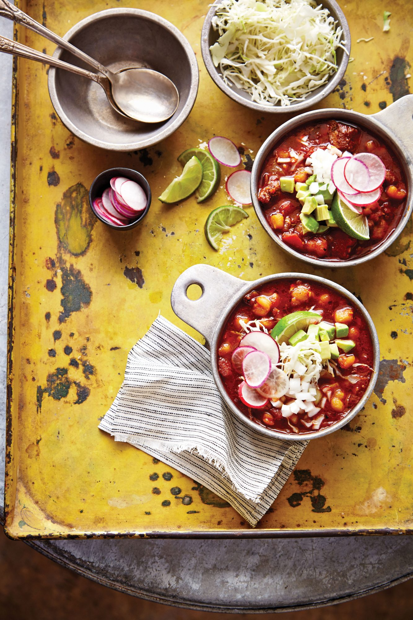 Red Chile Pork Posole