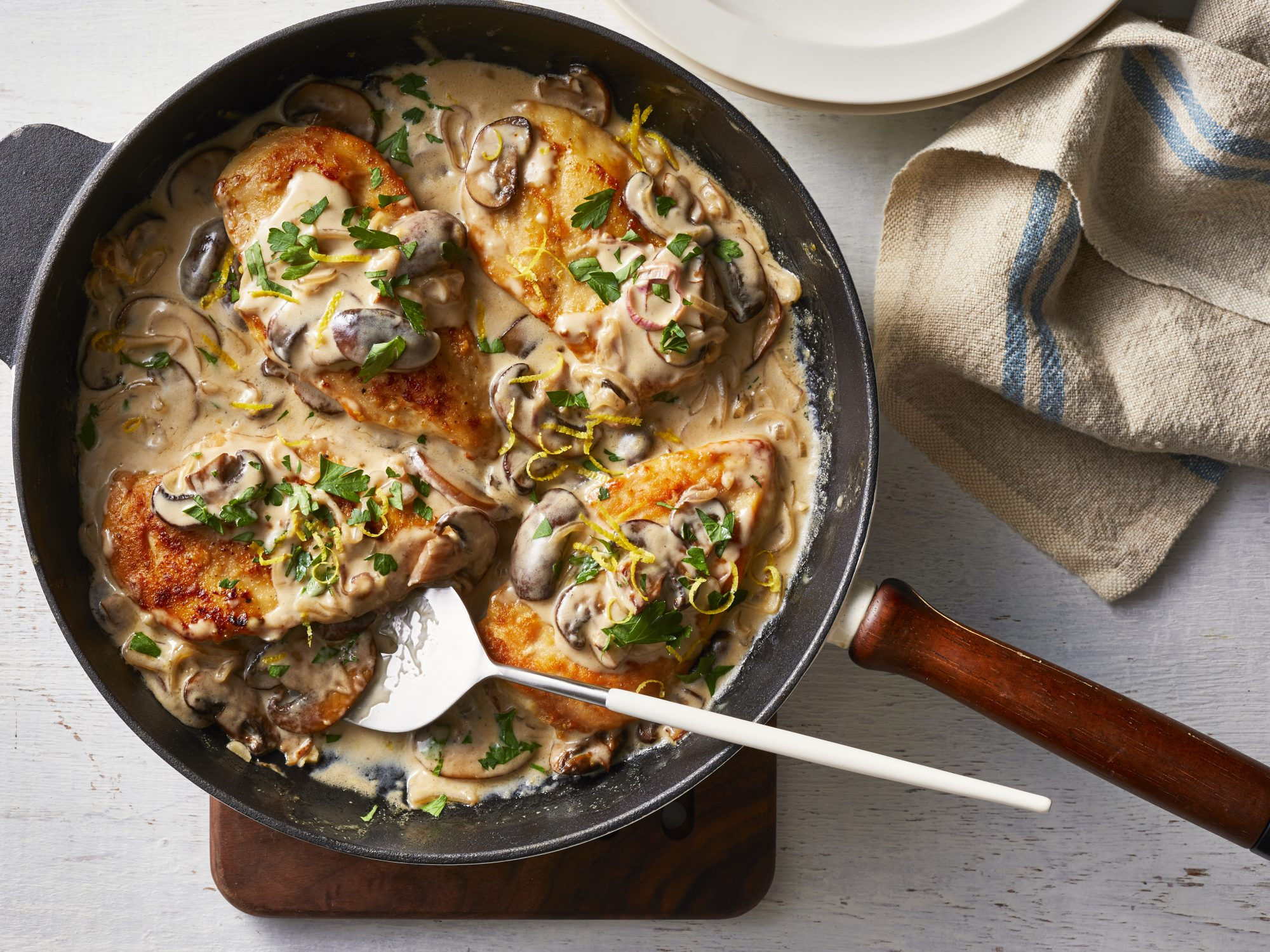 Chicken Scallopini Recipe Southern Living