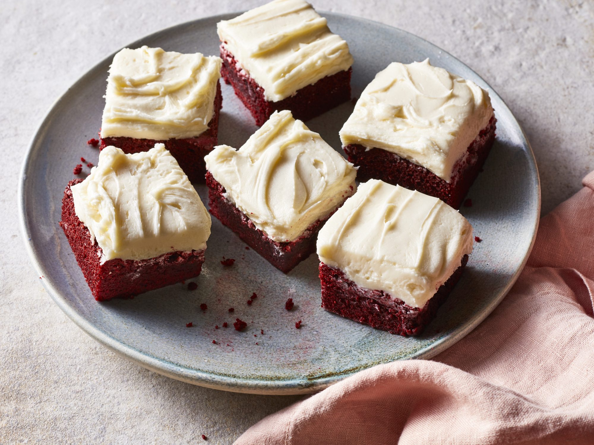 Red Velvet Brownies Southern Living