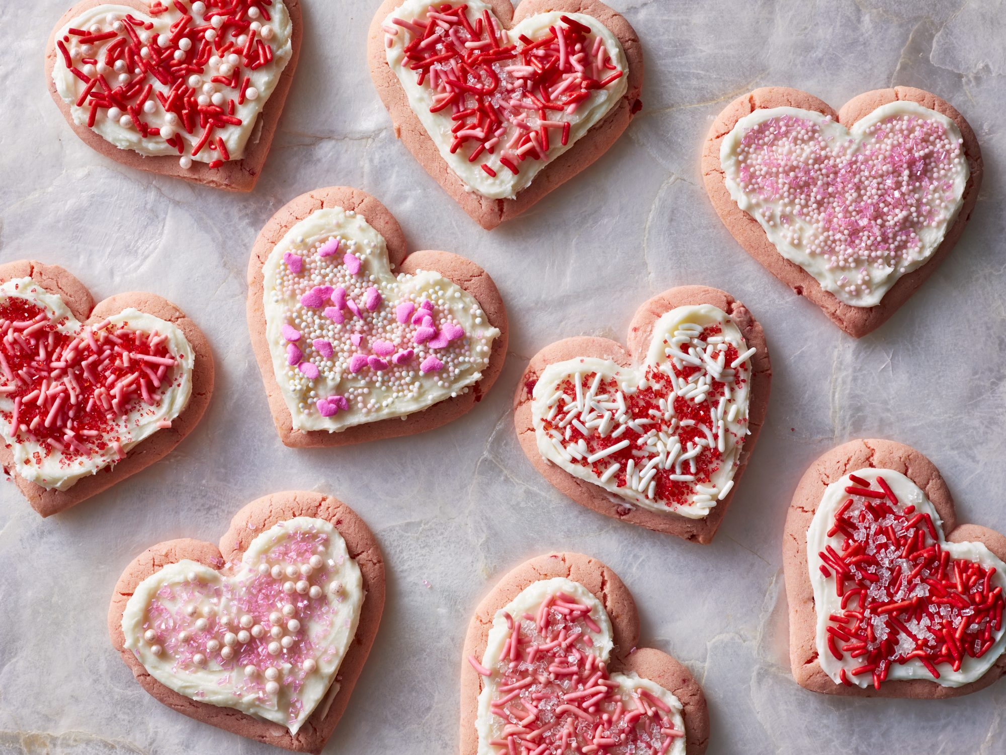 Heart Cookies Southern Living