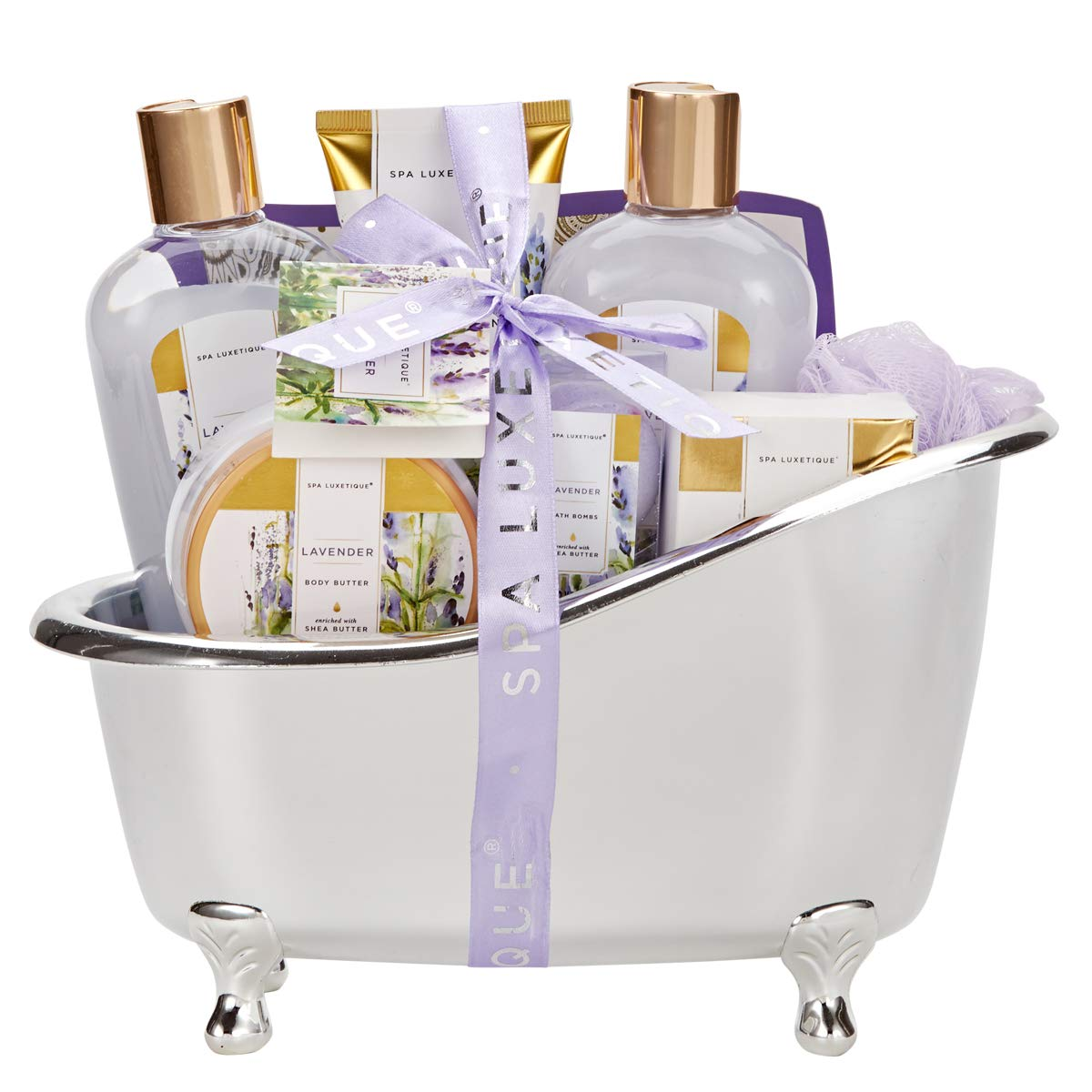 BUY IT: amazon.com, $19.99After all the stress of hosting a baby shower, set the hostess up for an afternoon of relaxation with a spa gift set. This 8-piece set comes with relaxing lavender essential oil, bath bombs, body lotion, and more, all packed up in a cute miniature bathtub.