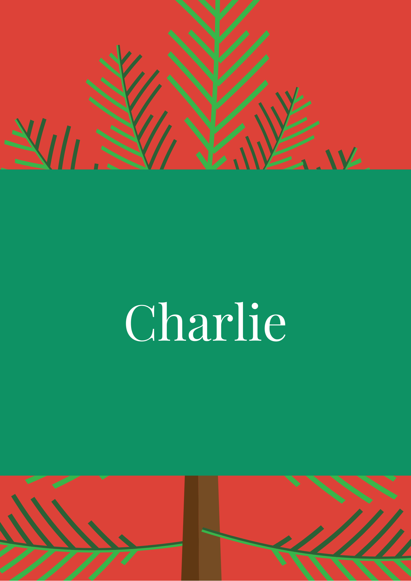 Charlie Elf Names