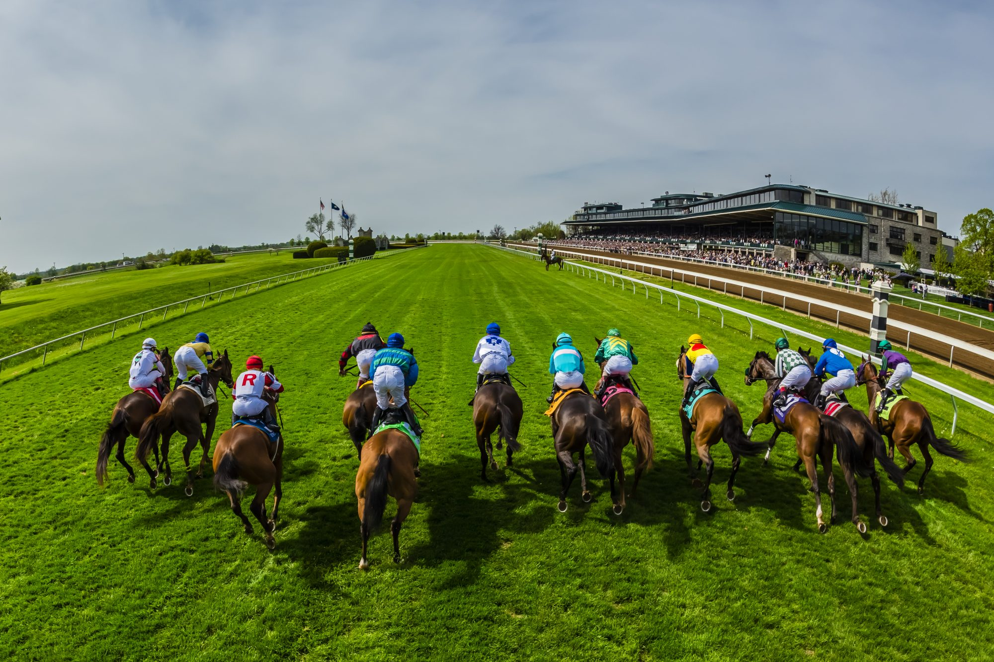 Lexington Keeneland Race Course