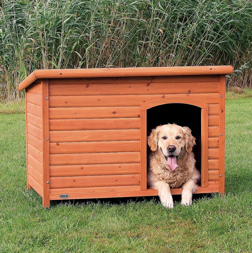 Pine Doghouse