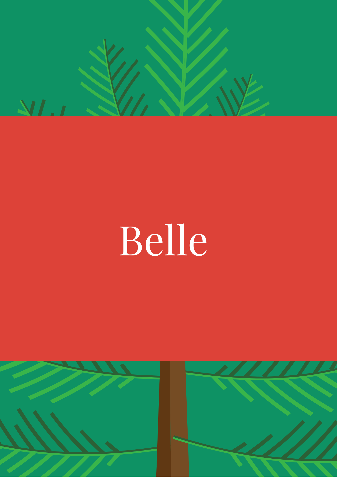 Belle Elf Names