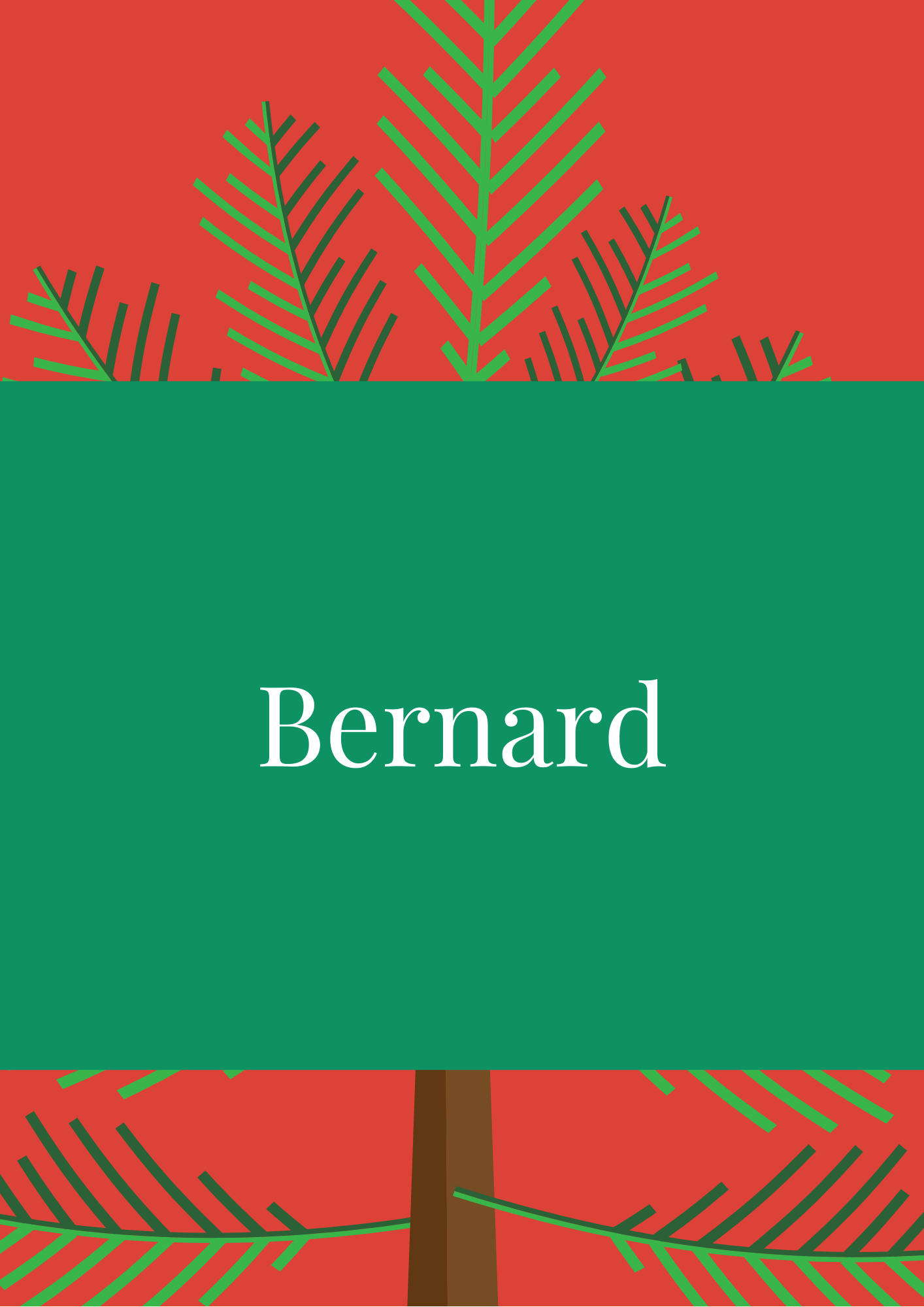 Bernard Elf Names