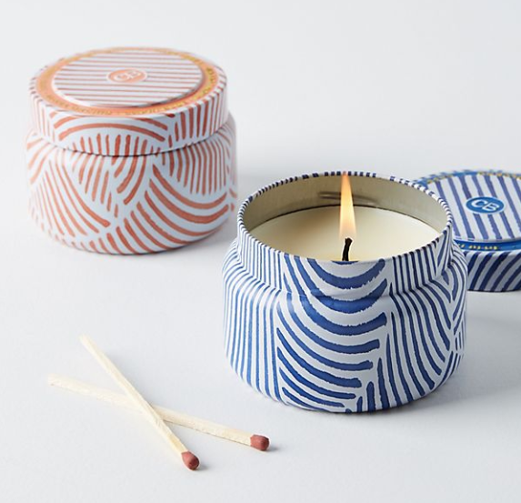 BUY IT: anthropologie.com, $16.00When in doubt, a candle is a universal, thoughtful gift that the hostess will love. Capri Blue is a classic scent, but you also can't go wrong with vanilla or cinnamon!