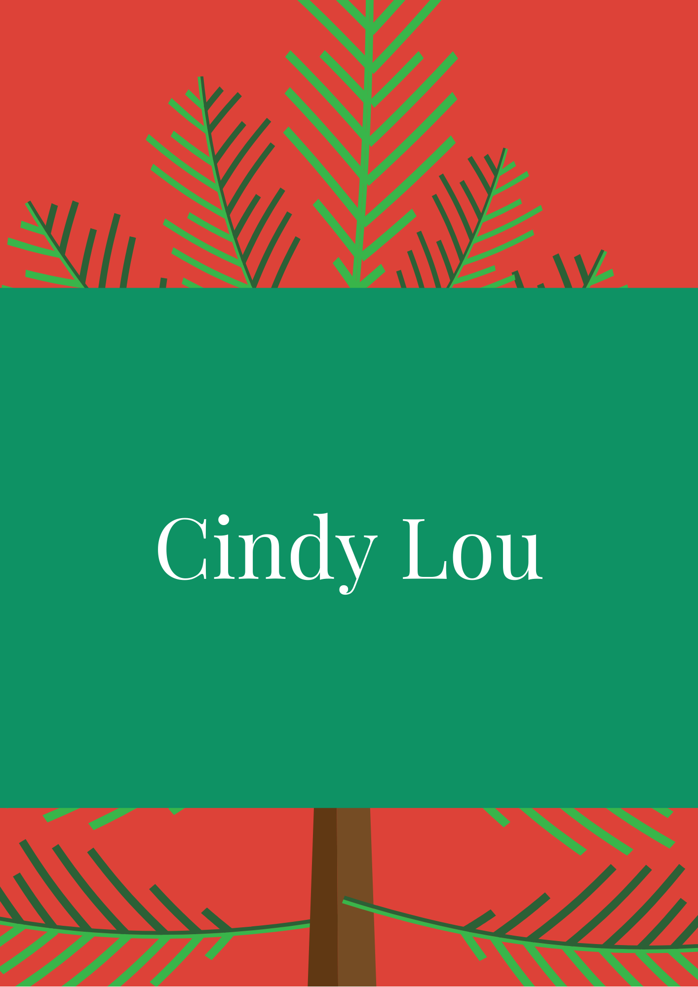 Cindy Lou Elf Names