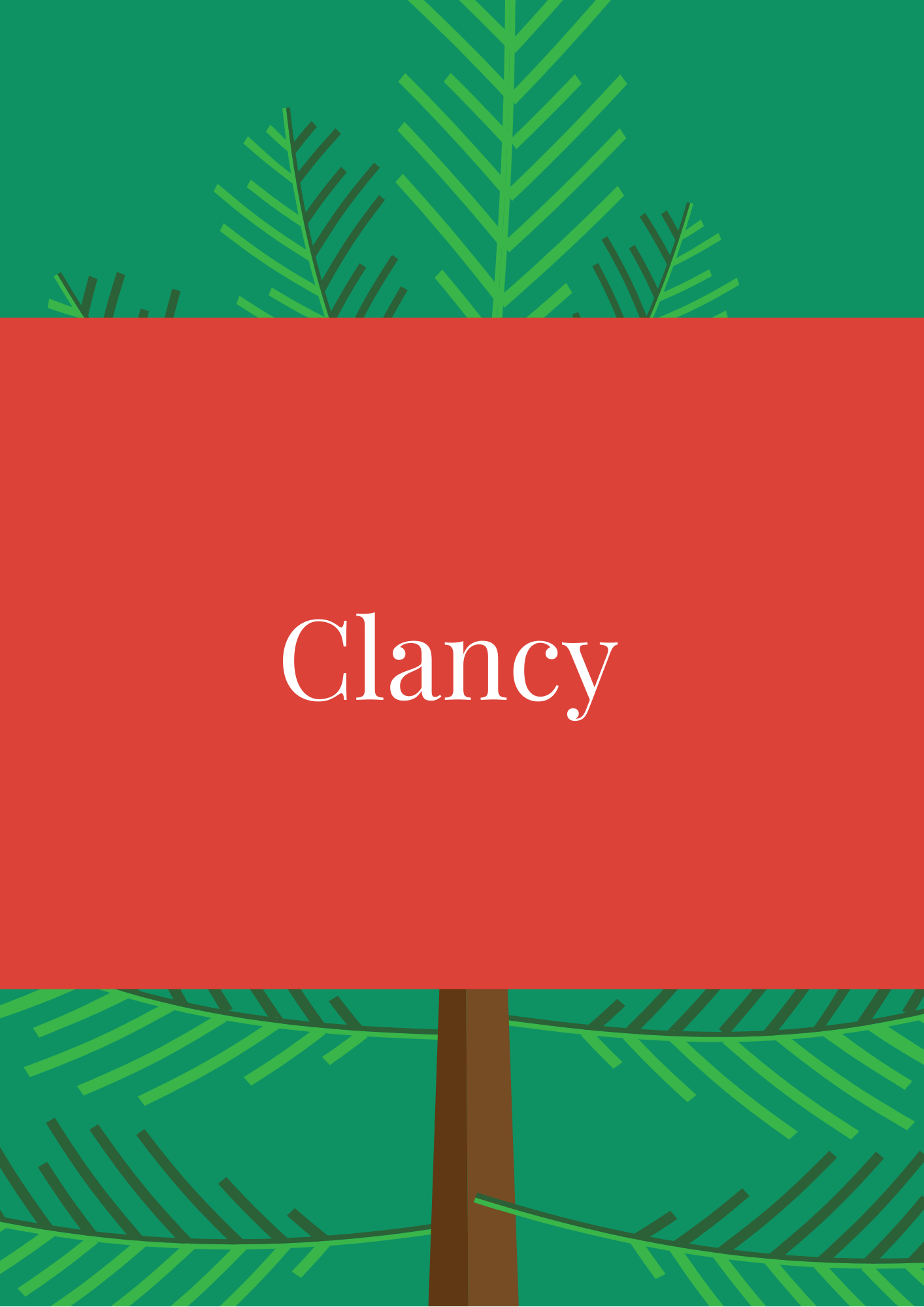 Clancy Elf Names