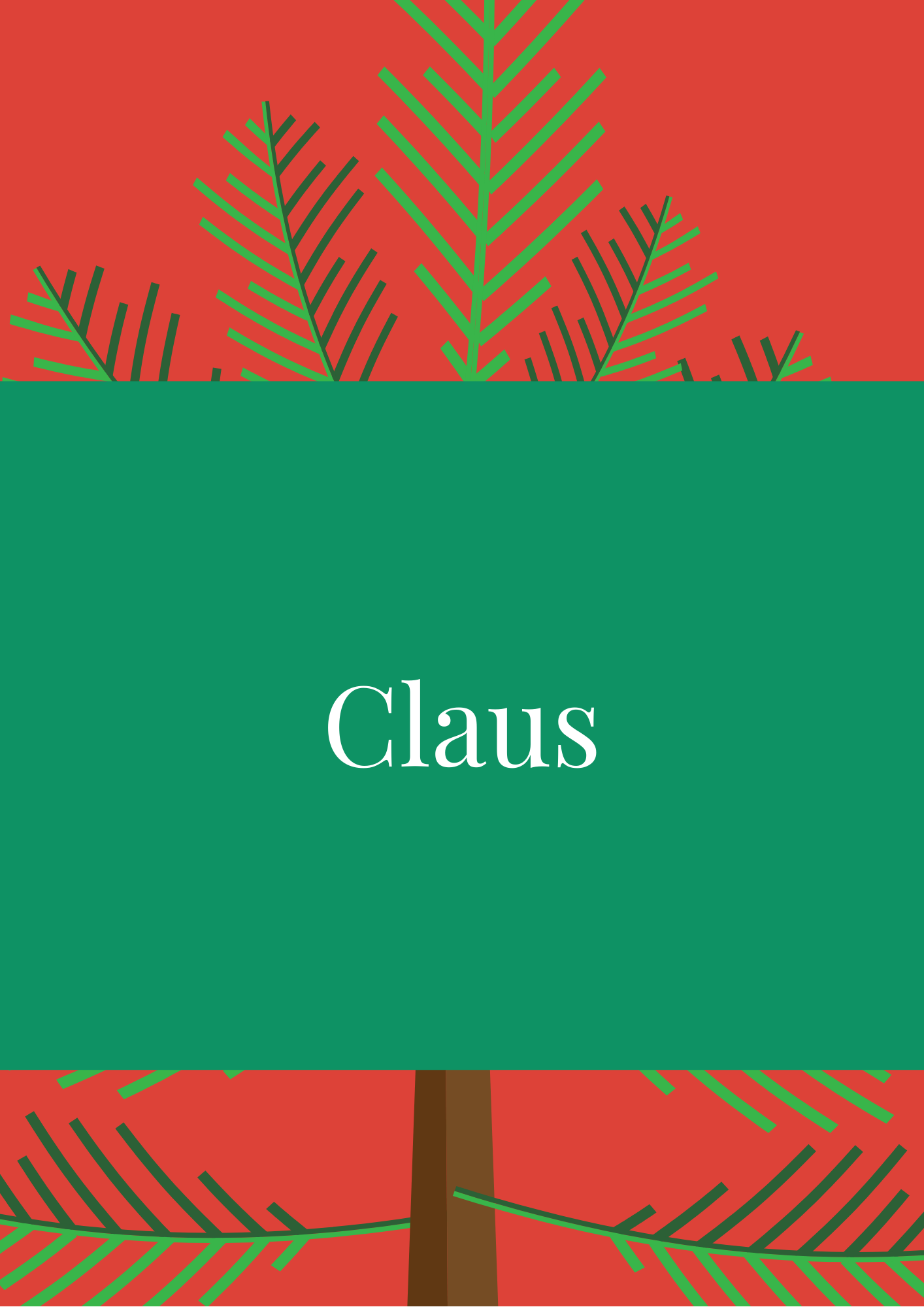 Claus Elf Names