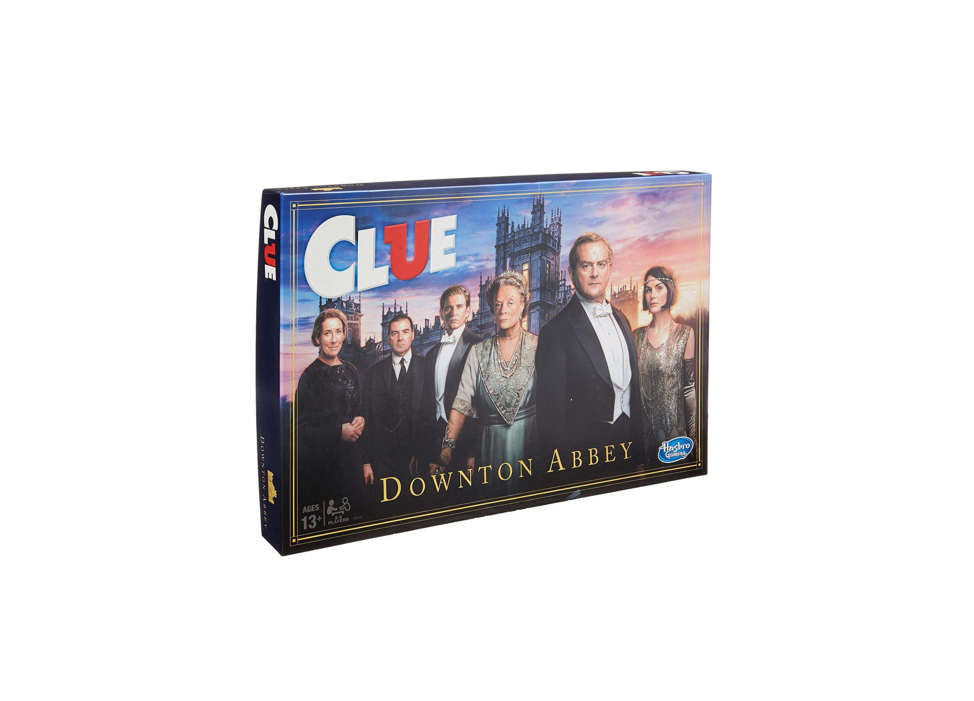 Downton Abbey Clue Board Game
