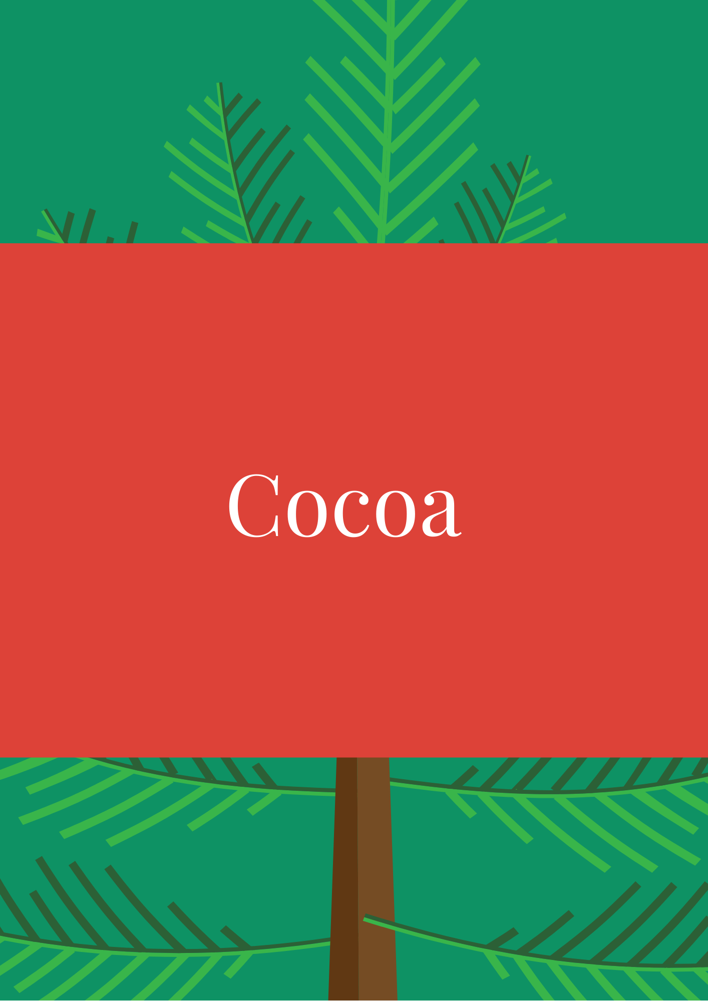 Cocoa Elf Names