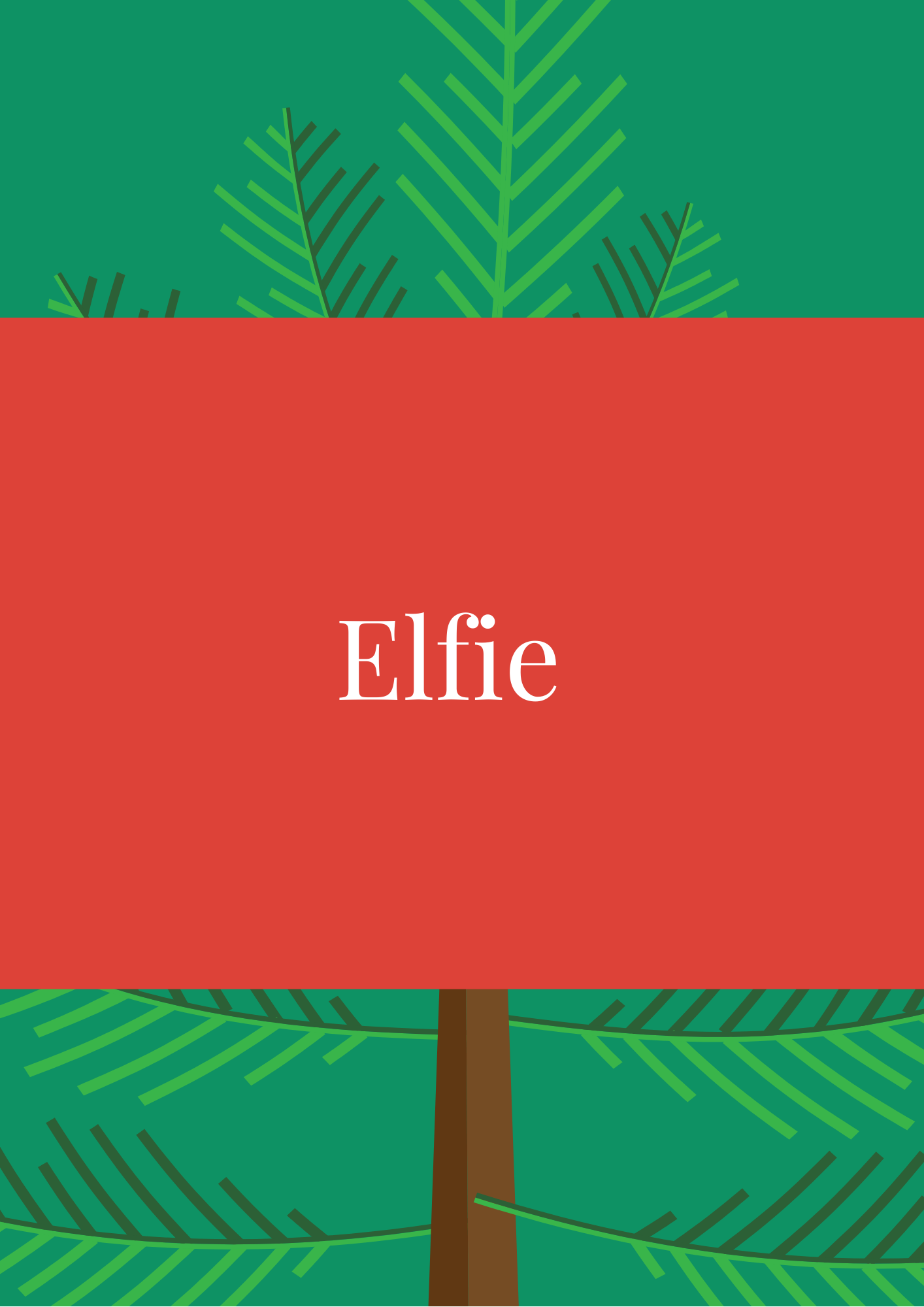Elfie Elf Names