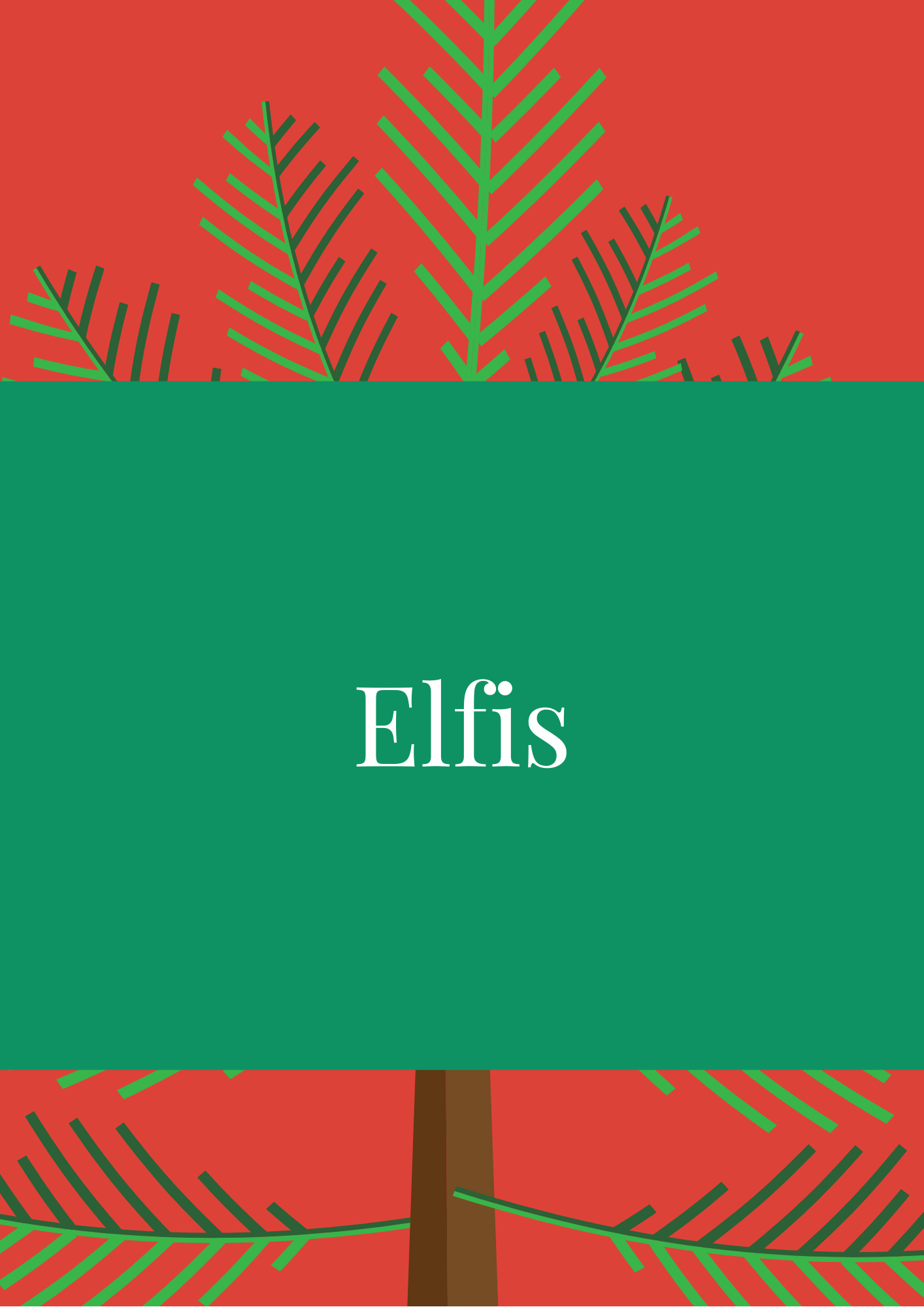 Elfis Elf Names