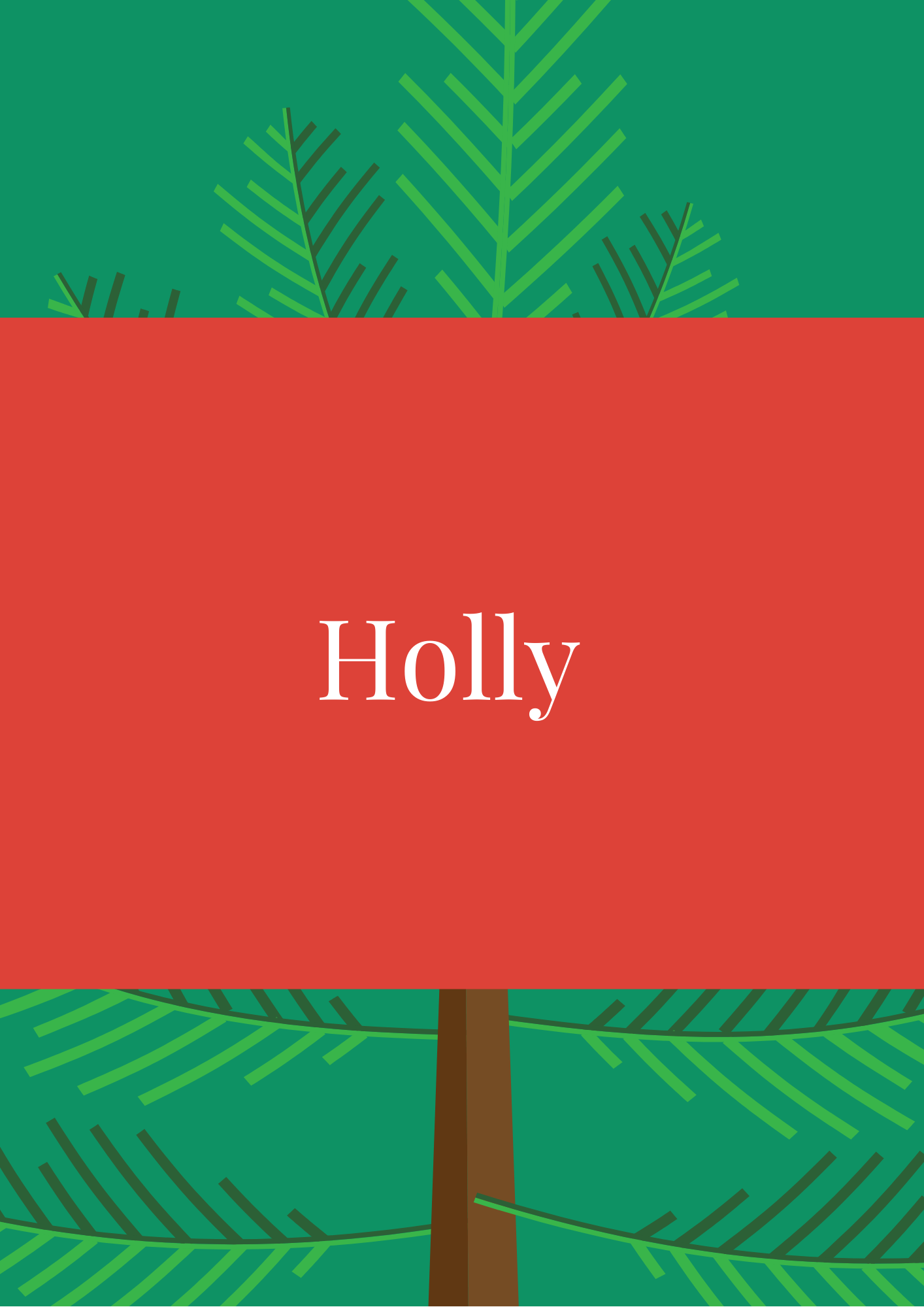 Holly Elf Names