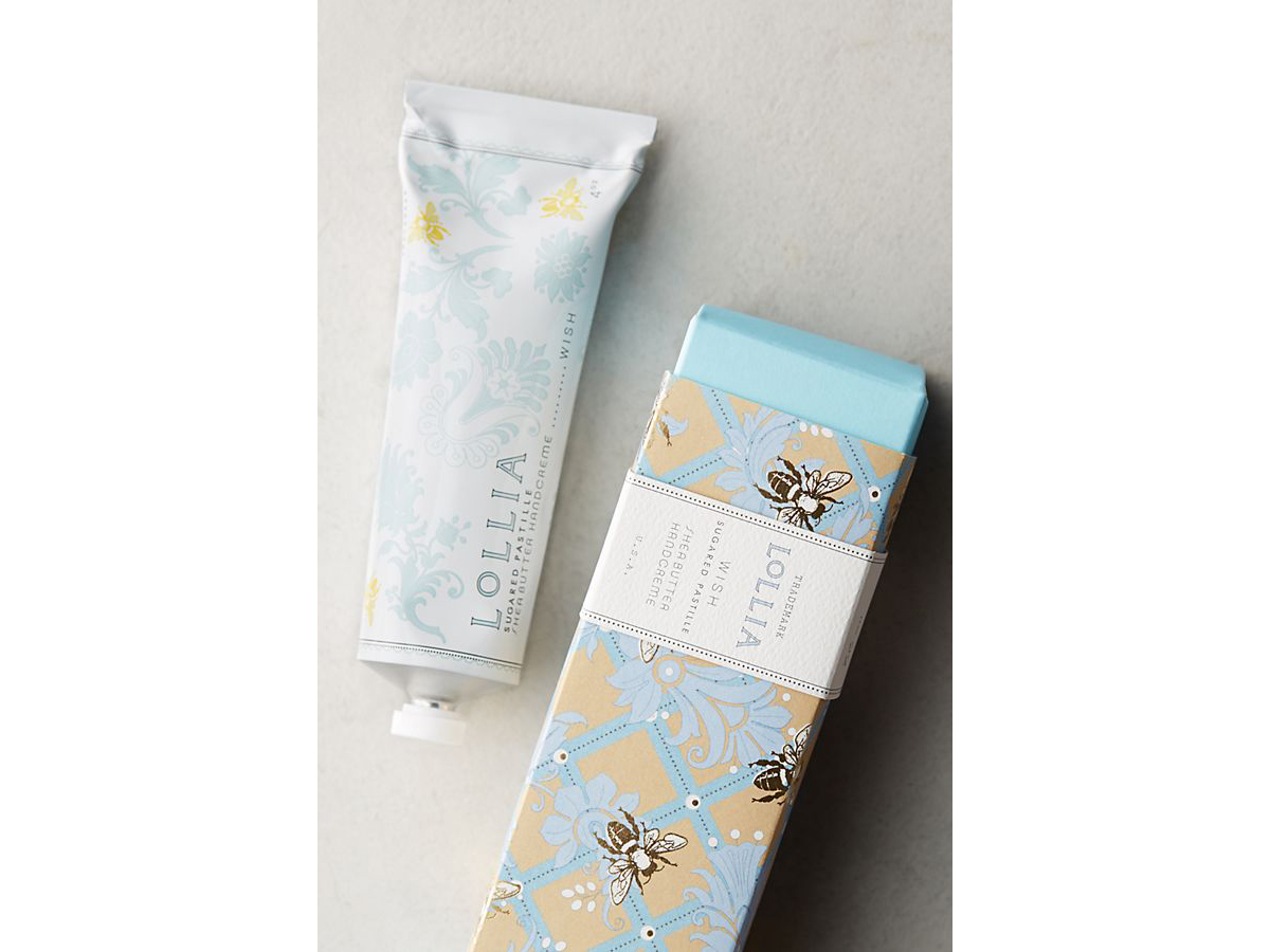 BUY IT: $18; anthropologie.comThis whipped hand cream comes in a ready-to-give box for a luxurious gift.