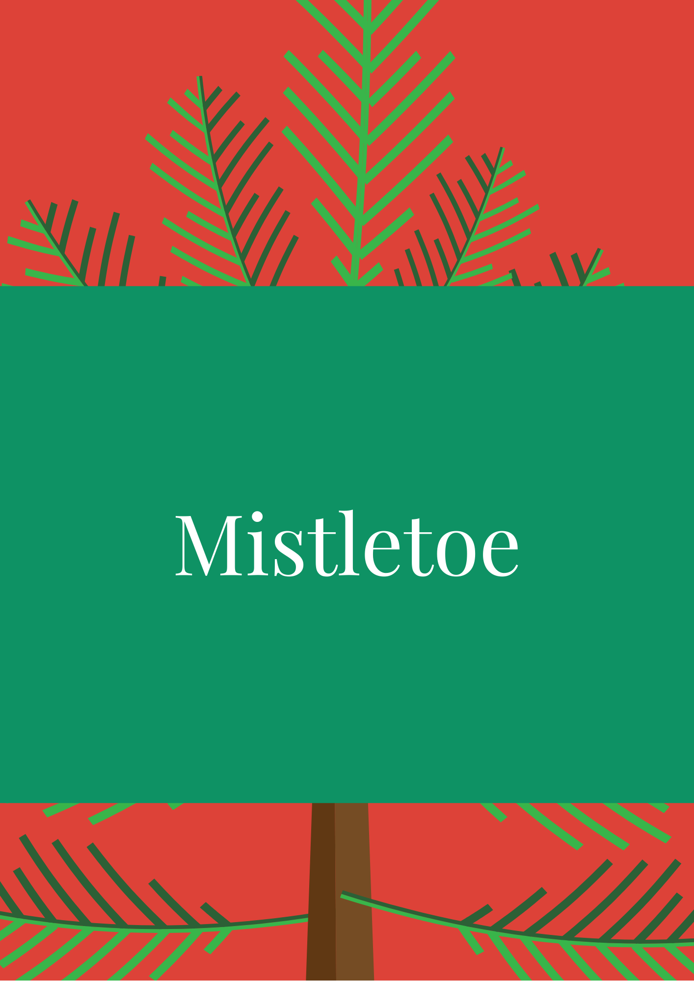 Mistletoe Elf Names