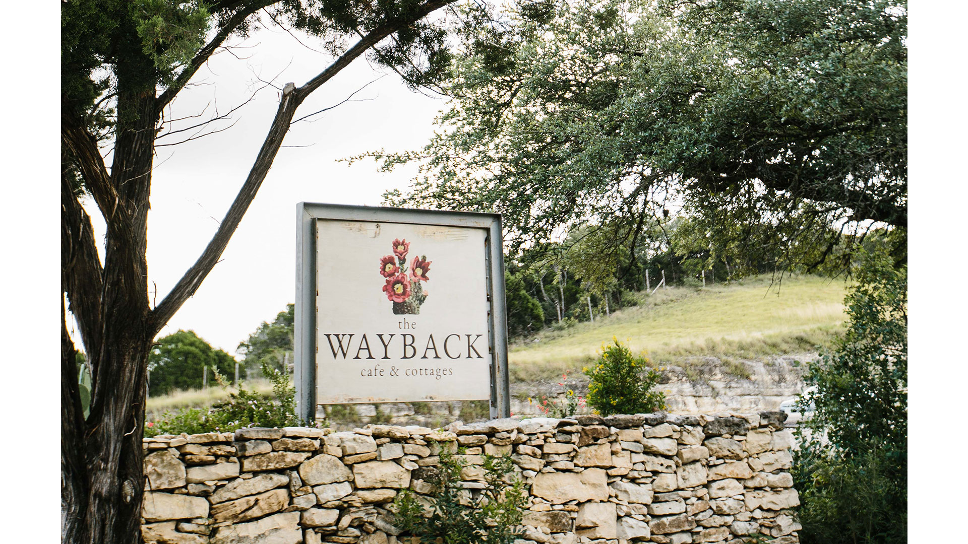 The Wayback Austin Entrance