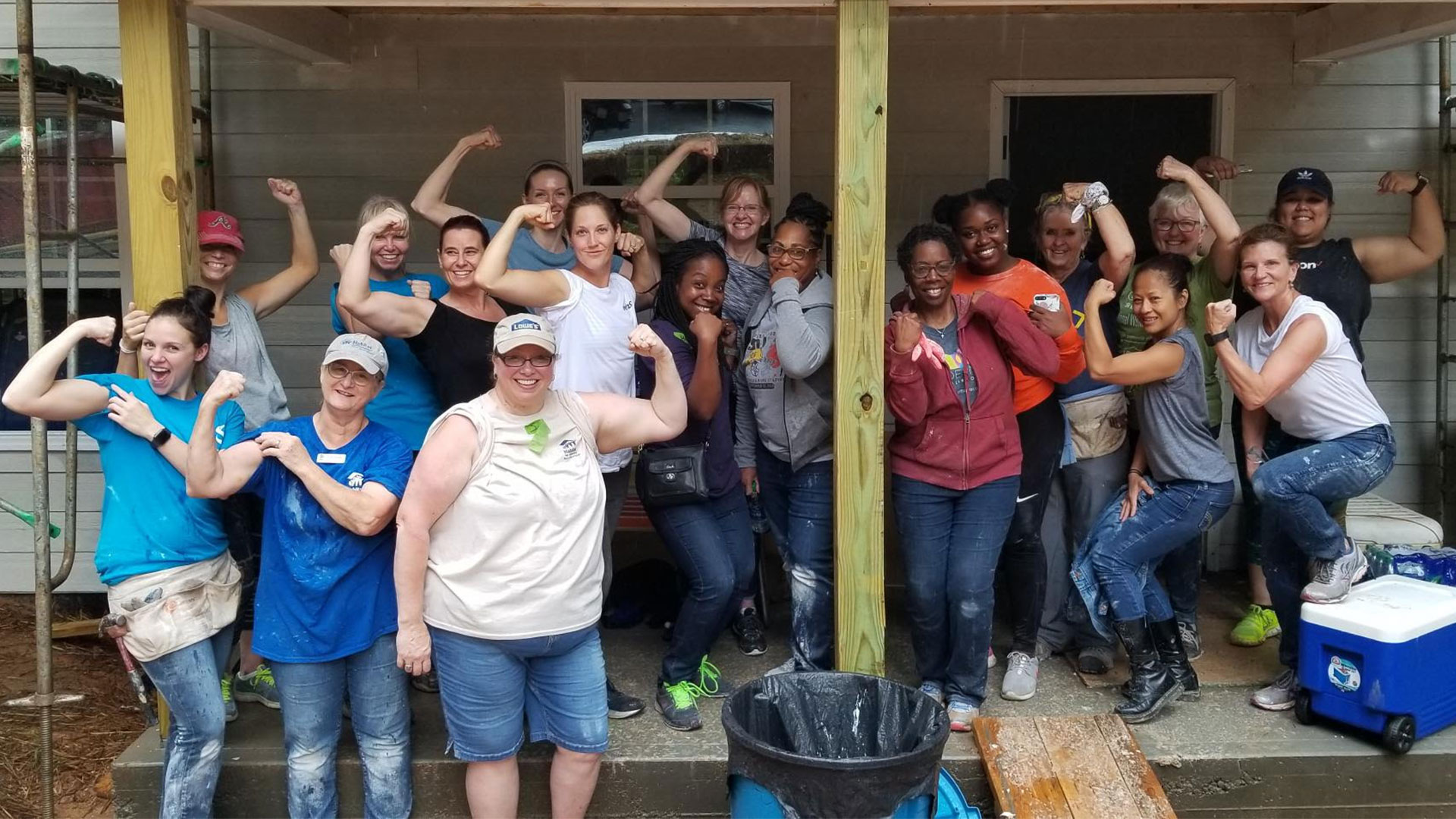 Habitat for Humanity North Central Georgia Women Build