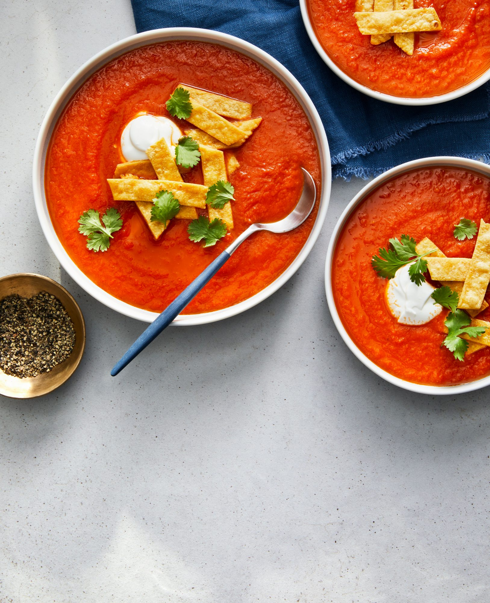 Slow-Cooker Chipotle-Tomato Soup