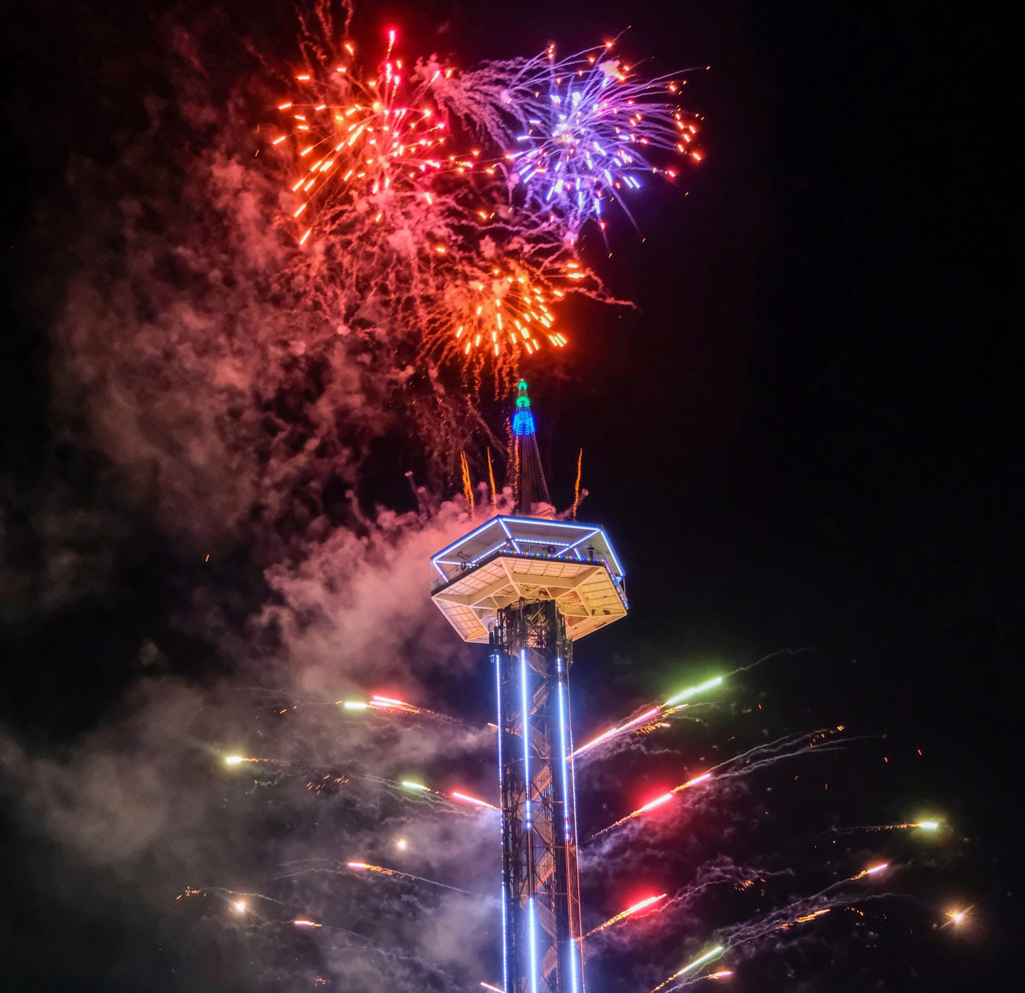 Gatlinburg New Year's Eve 2019