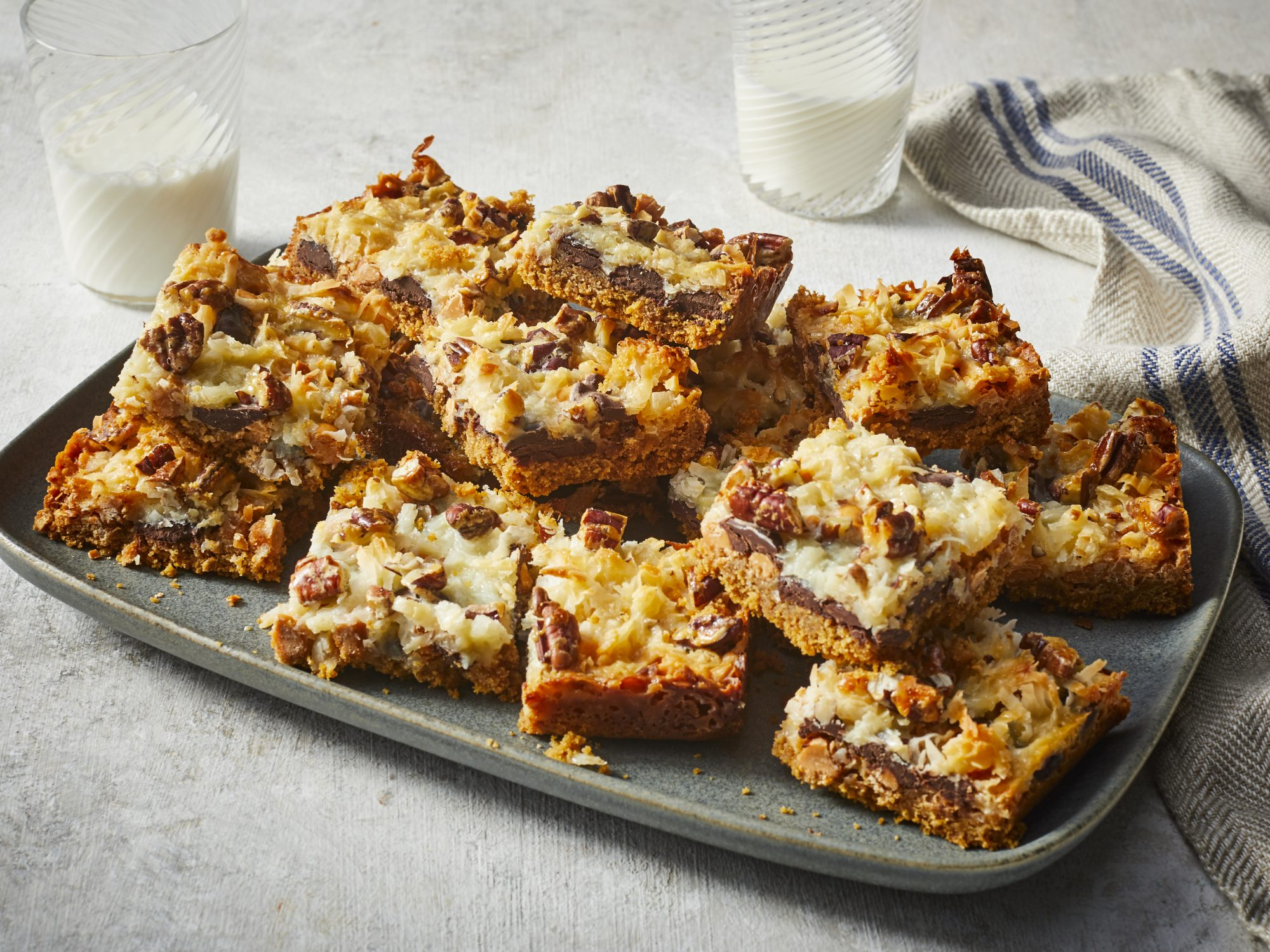 Magic Cookie Bars Southern Living