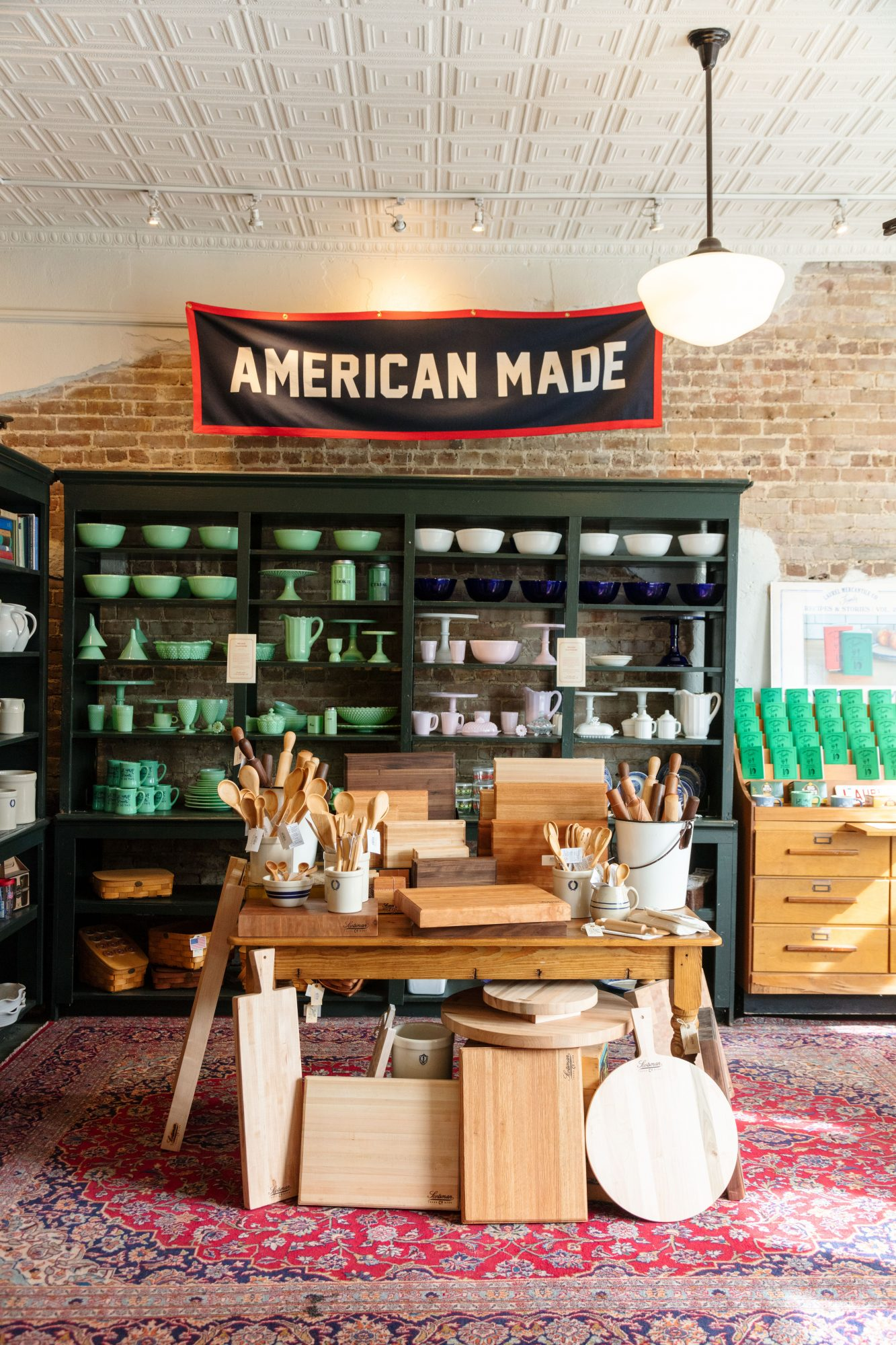 Laurel Mercantile Interior
