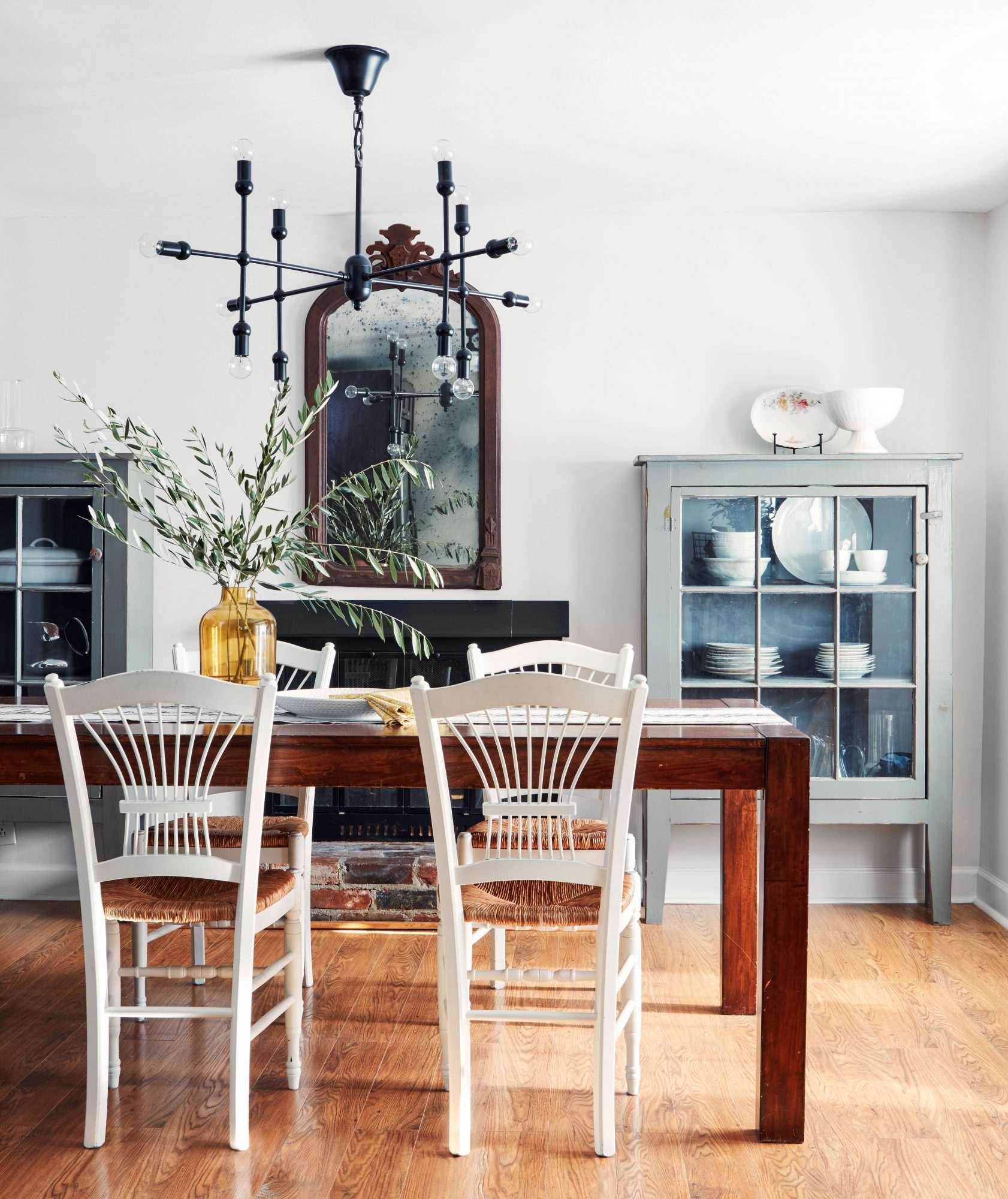 Carroll Fist Home Remodel Dining Room