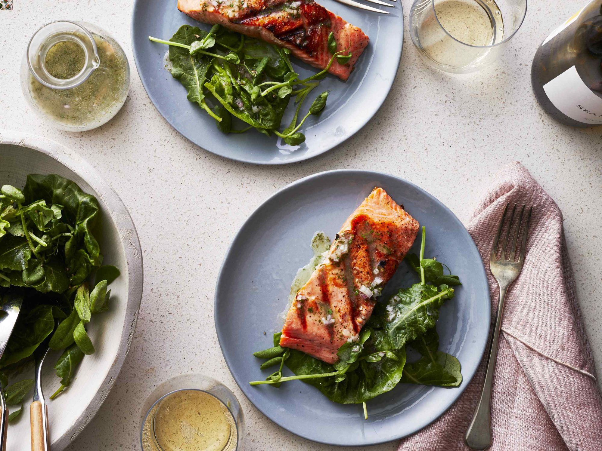 Easy Grilled Salmon Southern Living