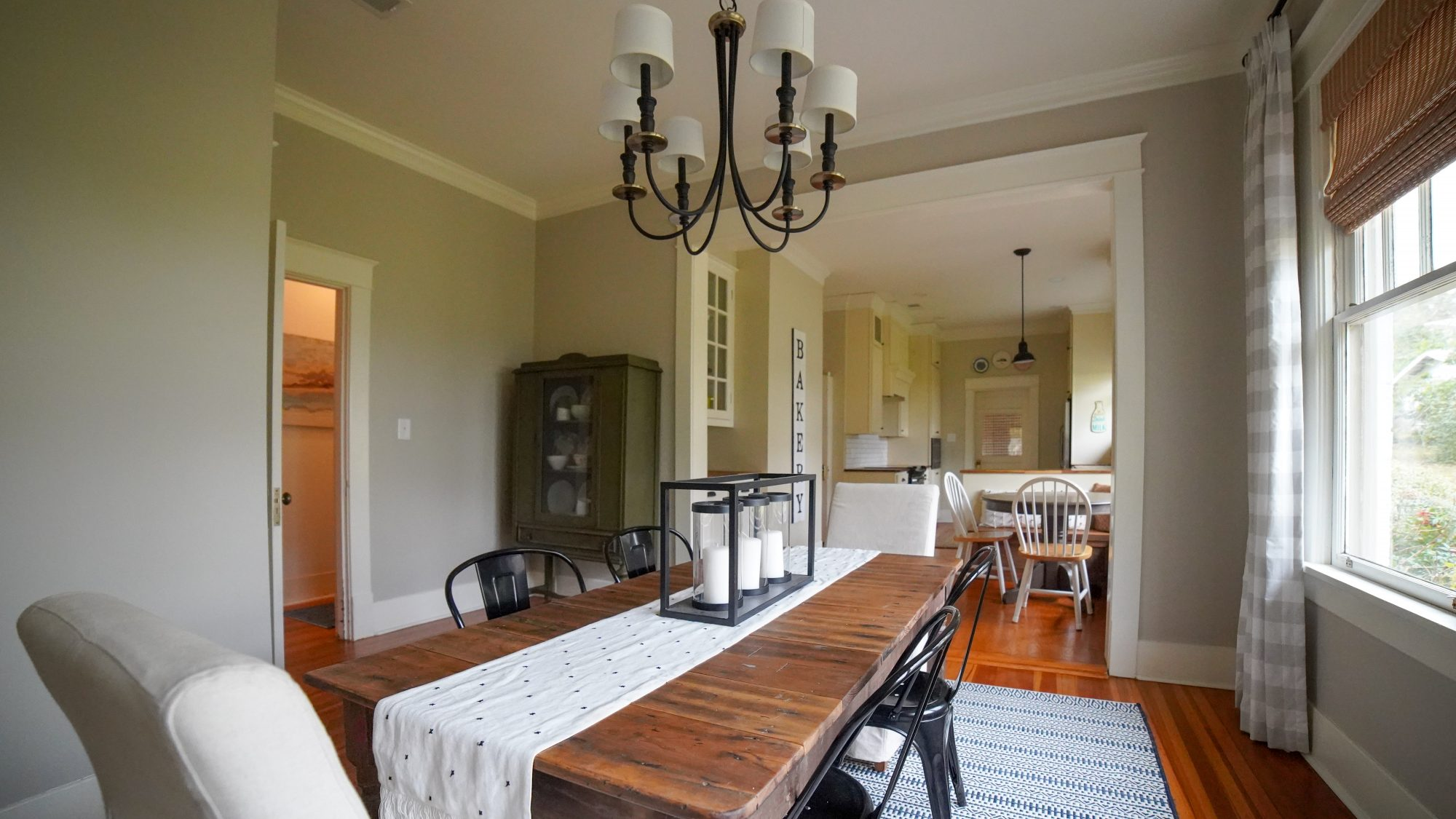Home Town Laurel Mississippi Home for Sale Season 2 Cottage Dining Room