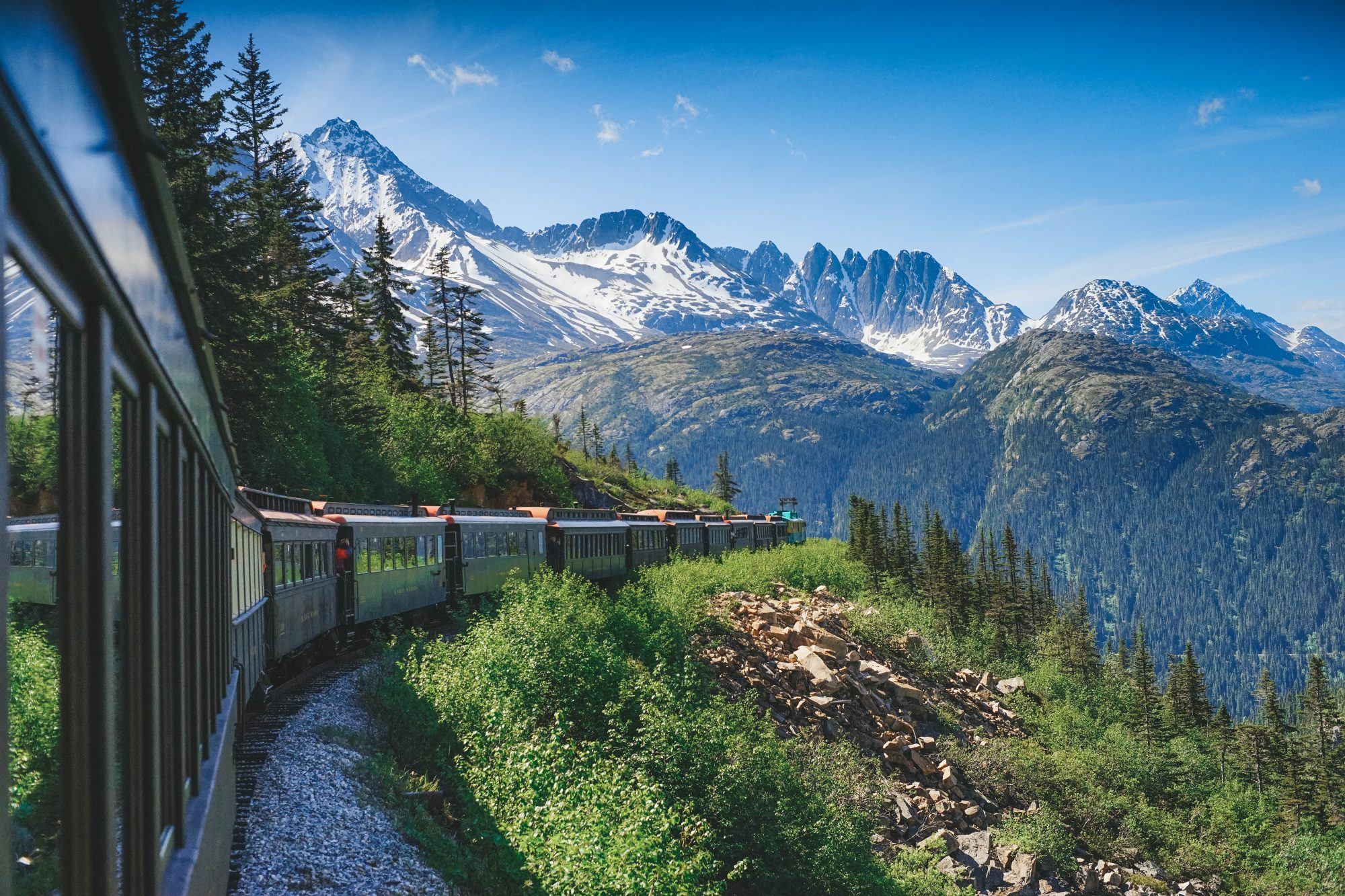 Attention Train Lovers: Long, Scenic Routes Are Becoming a Major Travel Trend for the New Year