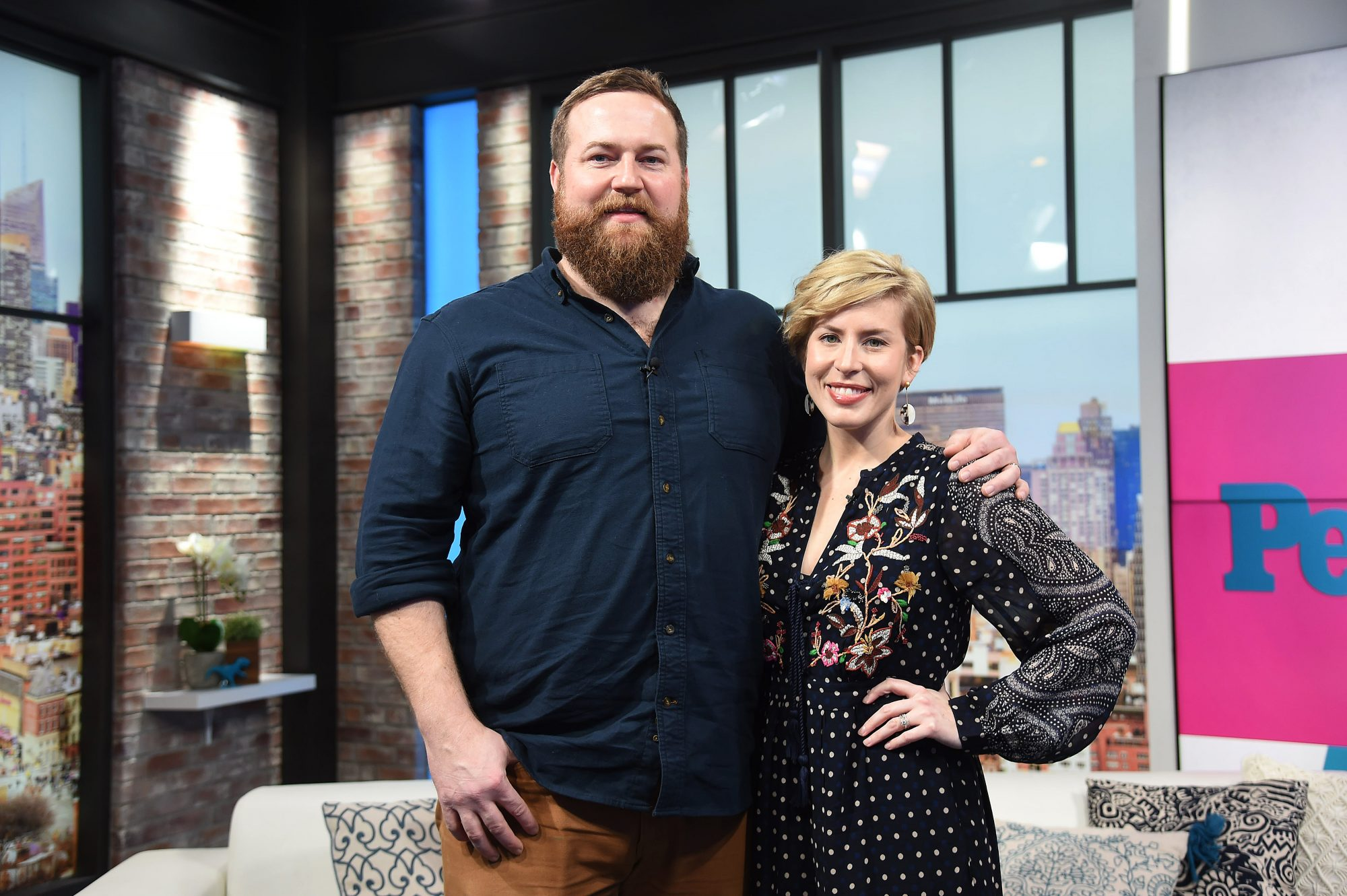 Ben and Erin Napier Reveal Why You Should Ditch White Kitchens