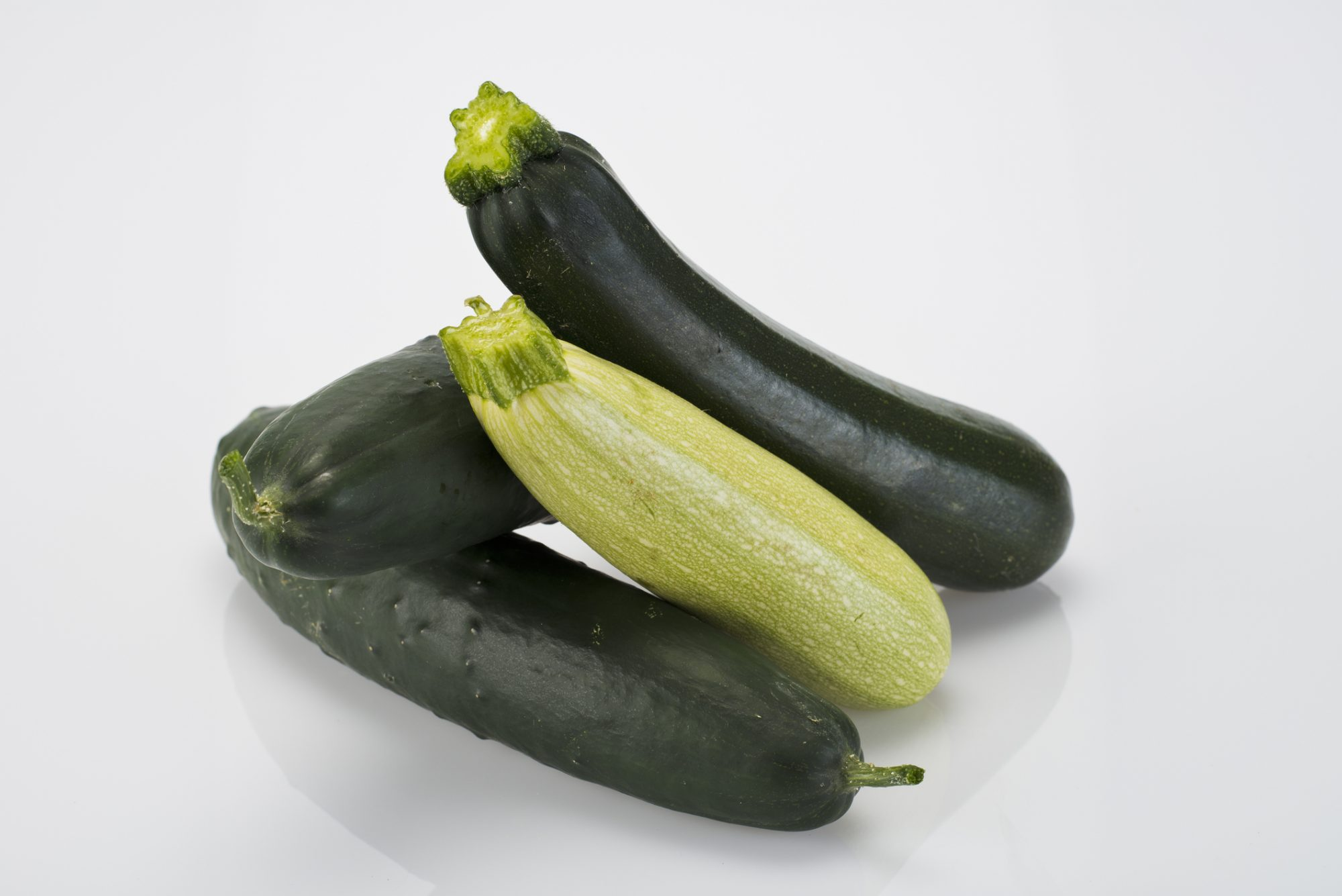 The Difference Between Cucumber and Zucchini