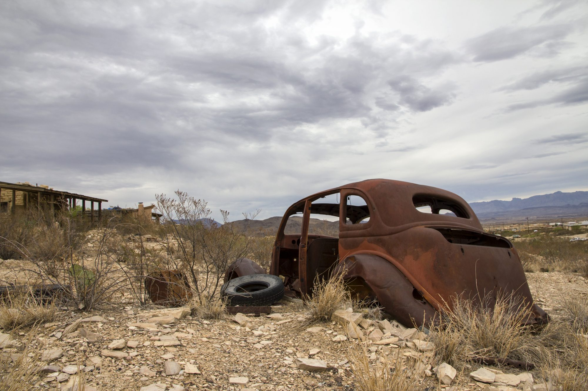 Terlingua Texas Ghost Town