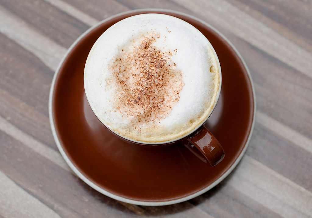 Frothy Latte