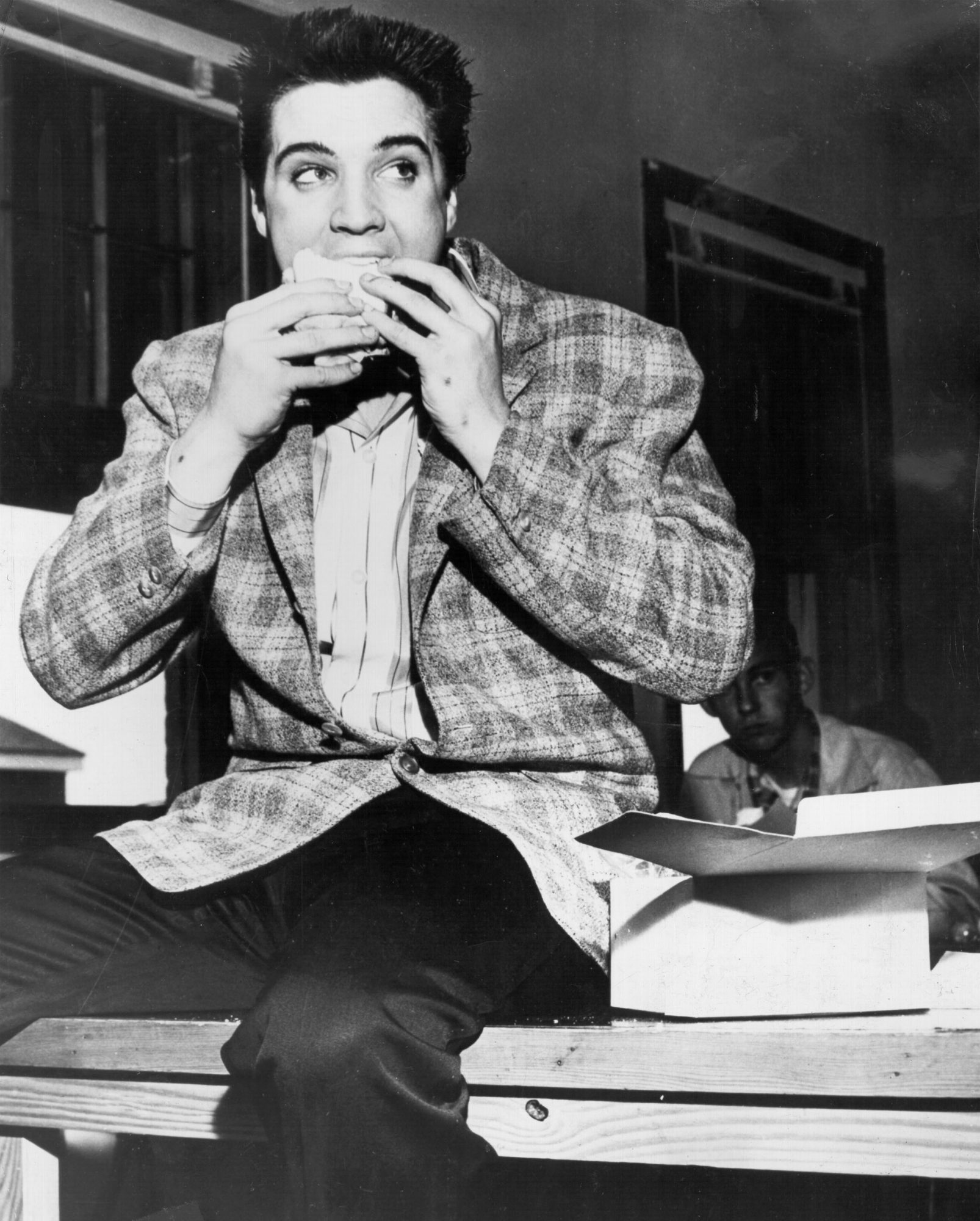 Elvis Presley Rsquo S Favorite Sandwich Featured Peanut Butter Banana And Bacon Southern Living