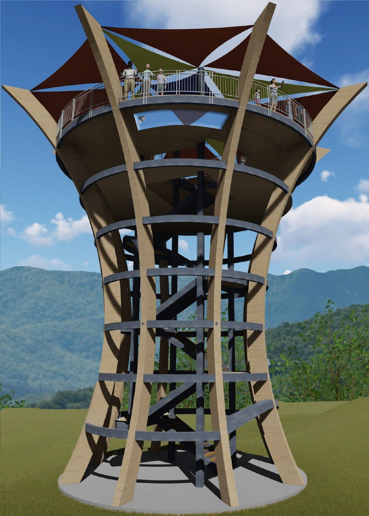 Observation Tower at Anakeesta - 2020 expansion